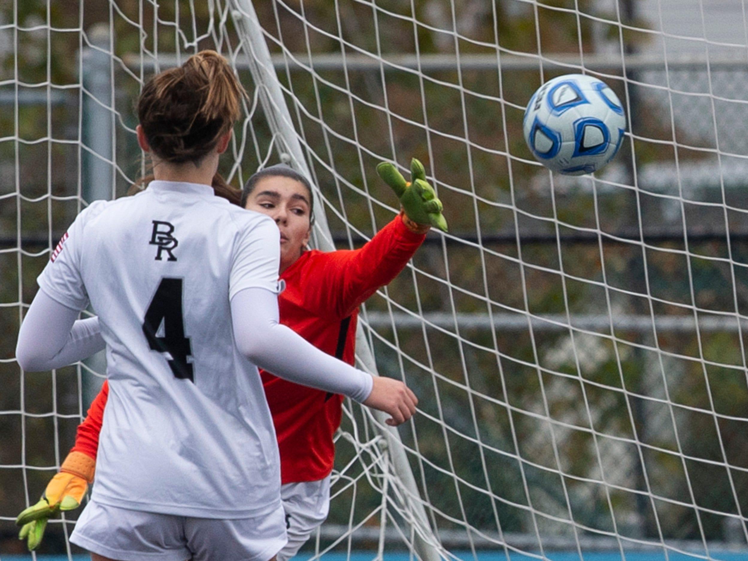Bridgewater-Raritan vs. Eastern girls soccer in the NJSIAA Group IV final at Kean University.