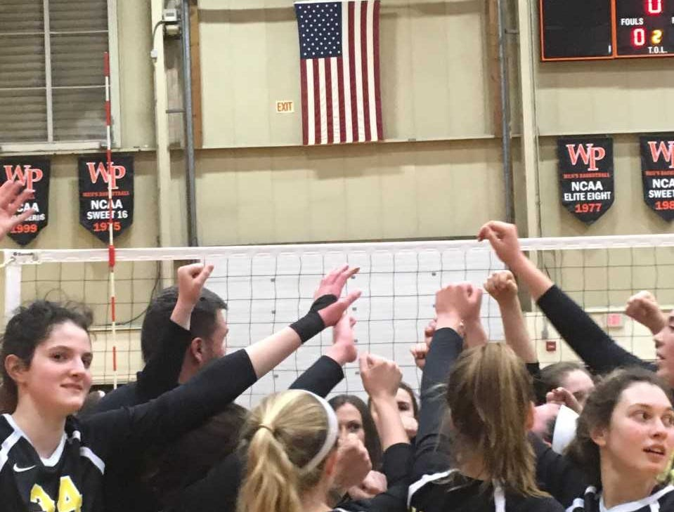Volleyball: North Hunterdon keeps it loose, wins TOC semifinal in three games over West Morris