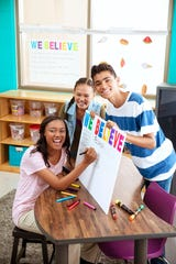 """The Gateway Family YMCA haslaunched """"One Number,"""" the third phase of the """"For a better us."""" campaign."""