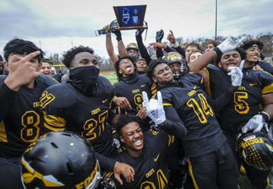 Piscataway went undefeated in 2018.