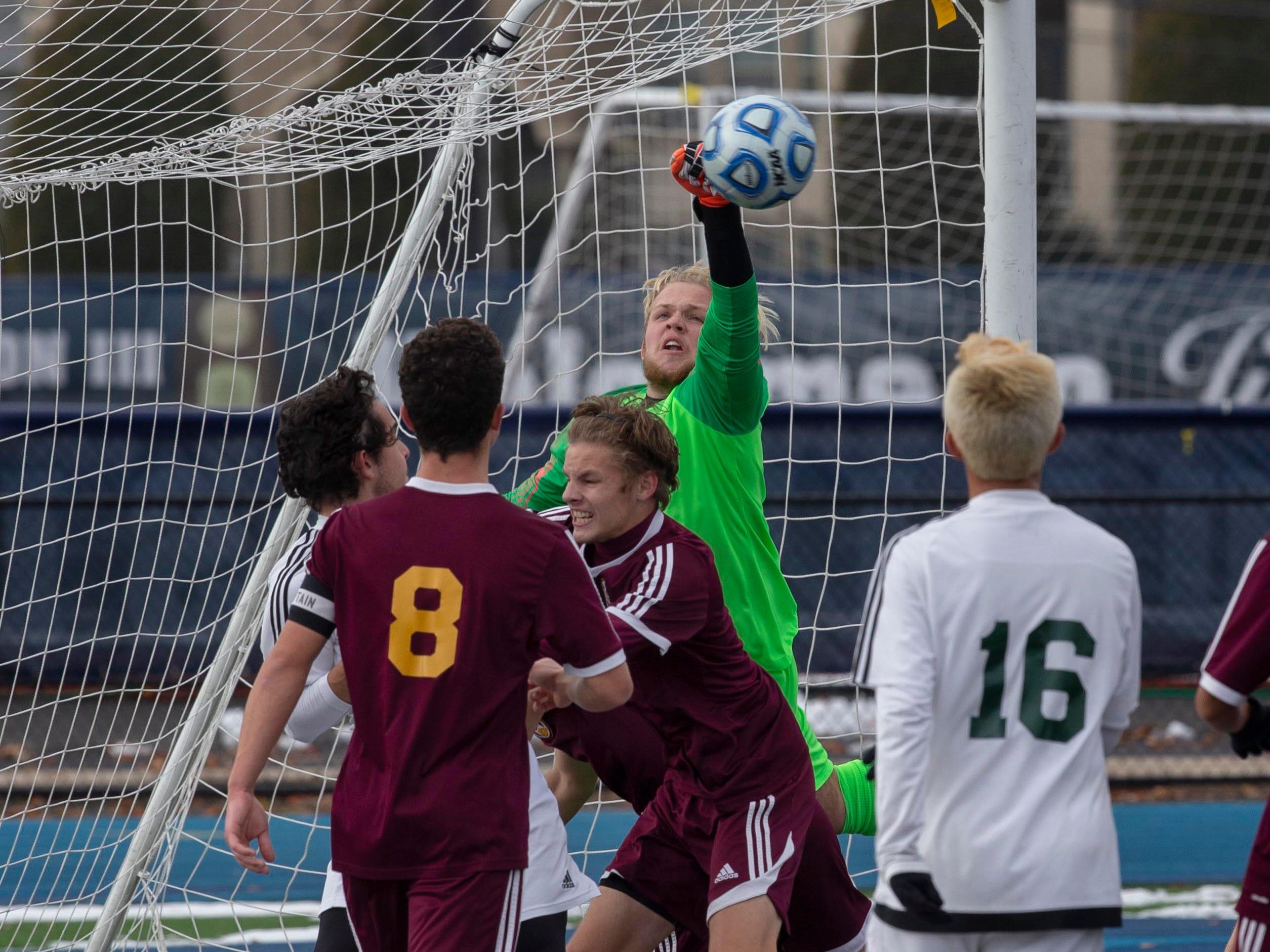 New Providence vs. Glassboro in Boys Group I Soccer in Union NJ.