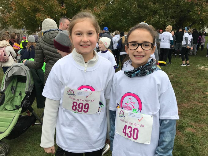 Girls On The Run Takes To Streets For Fall 5K