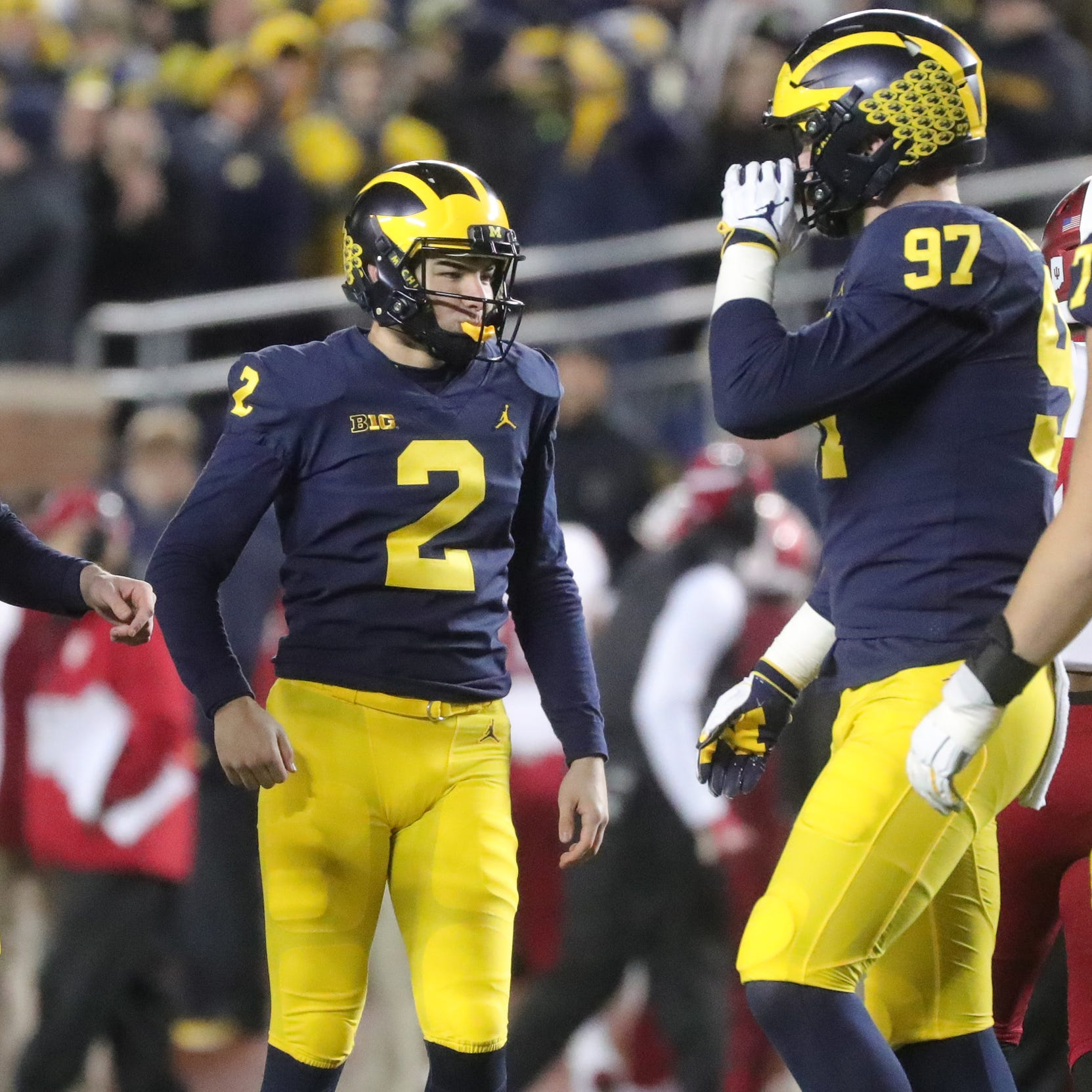Michigan football still No. 4 in College Football Playoff rankings