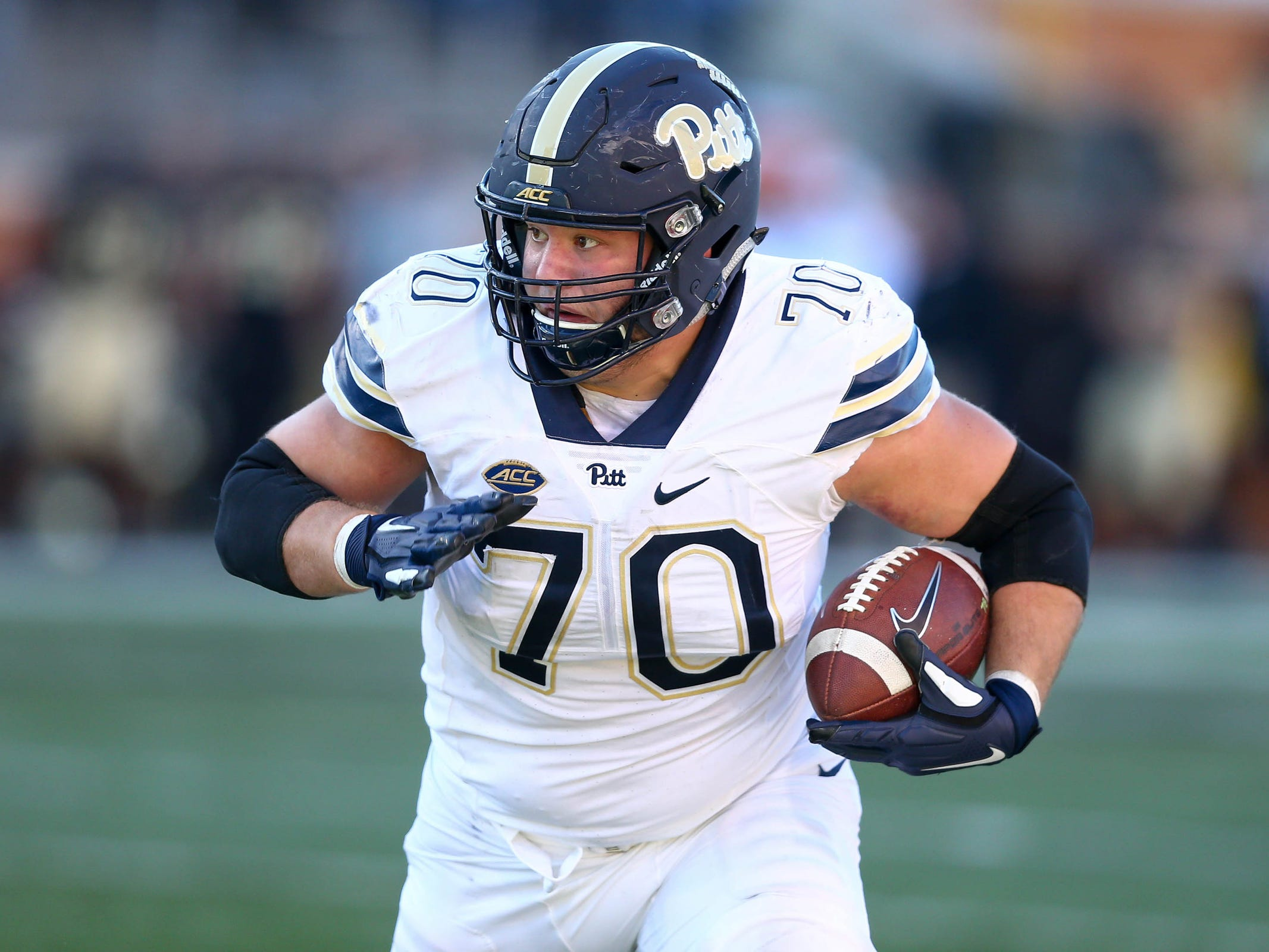 24. Pitt (7-4) | Last game: Defeated Wake Forest, 34-13 | Previous ranking: NR