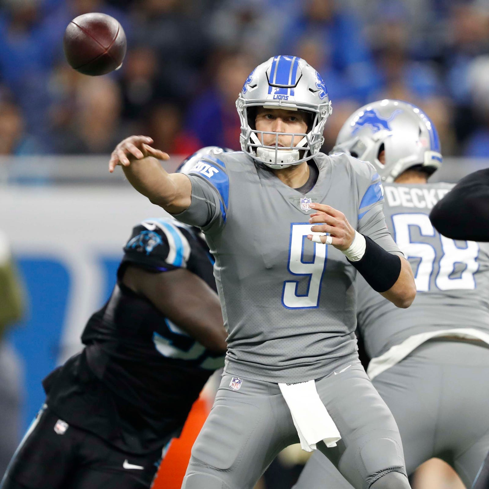 Detroit Lions' hurry-up offense could be answer to solve Bears' defense