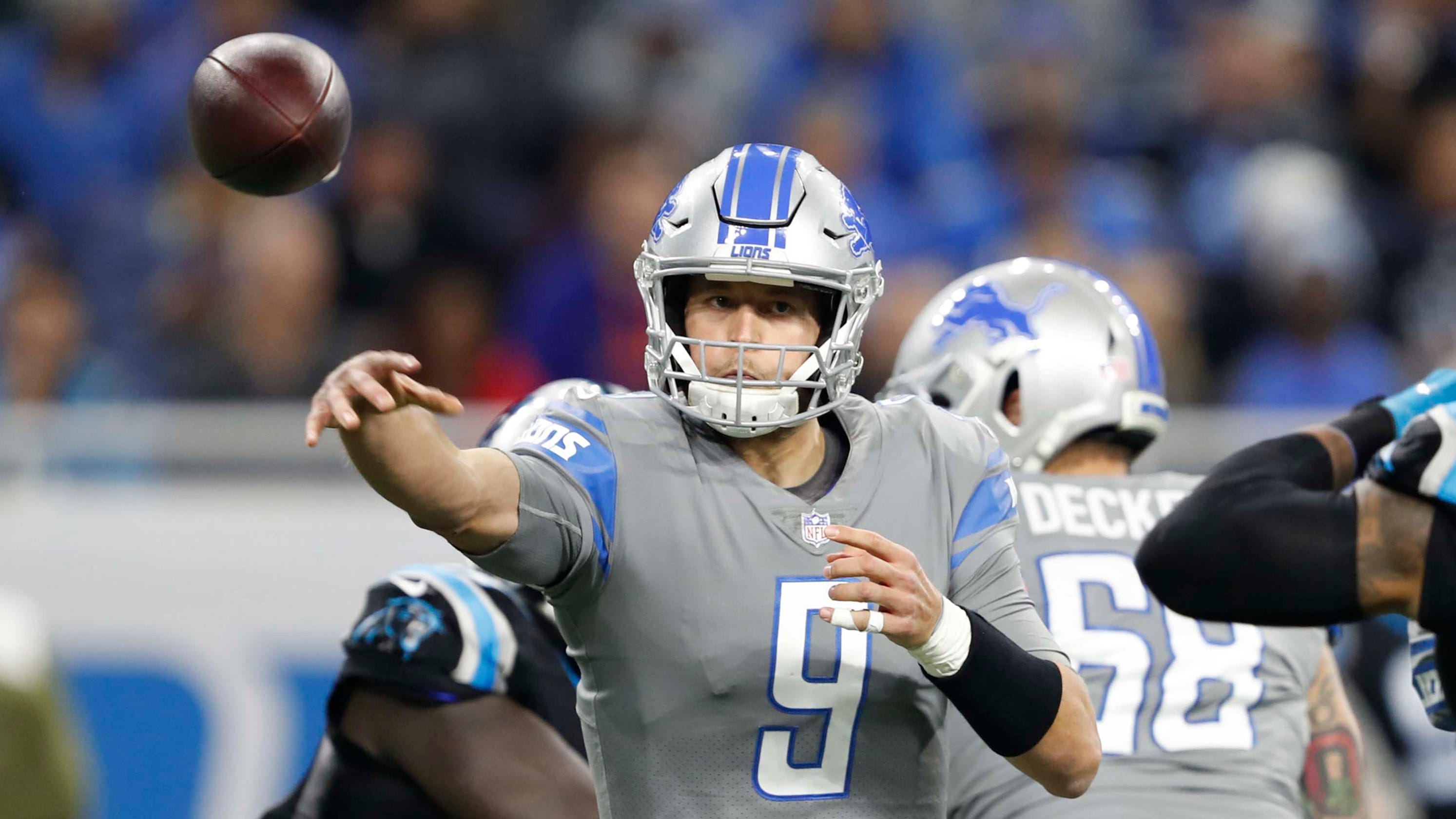 df69e786a Matthew Stafford responds to Ndamukong Suh s latest diss   Classic Suh