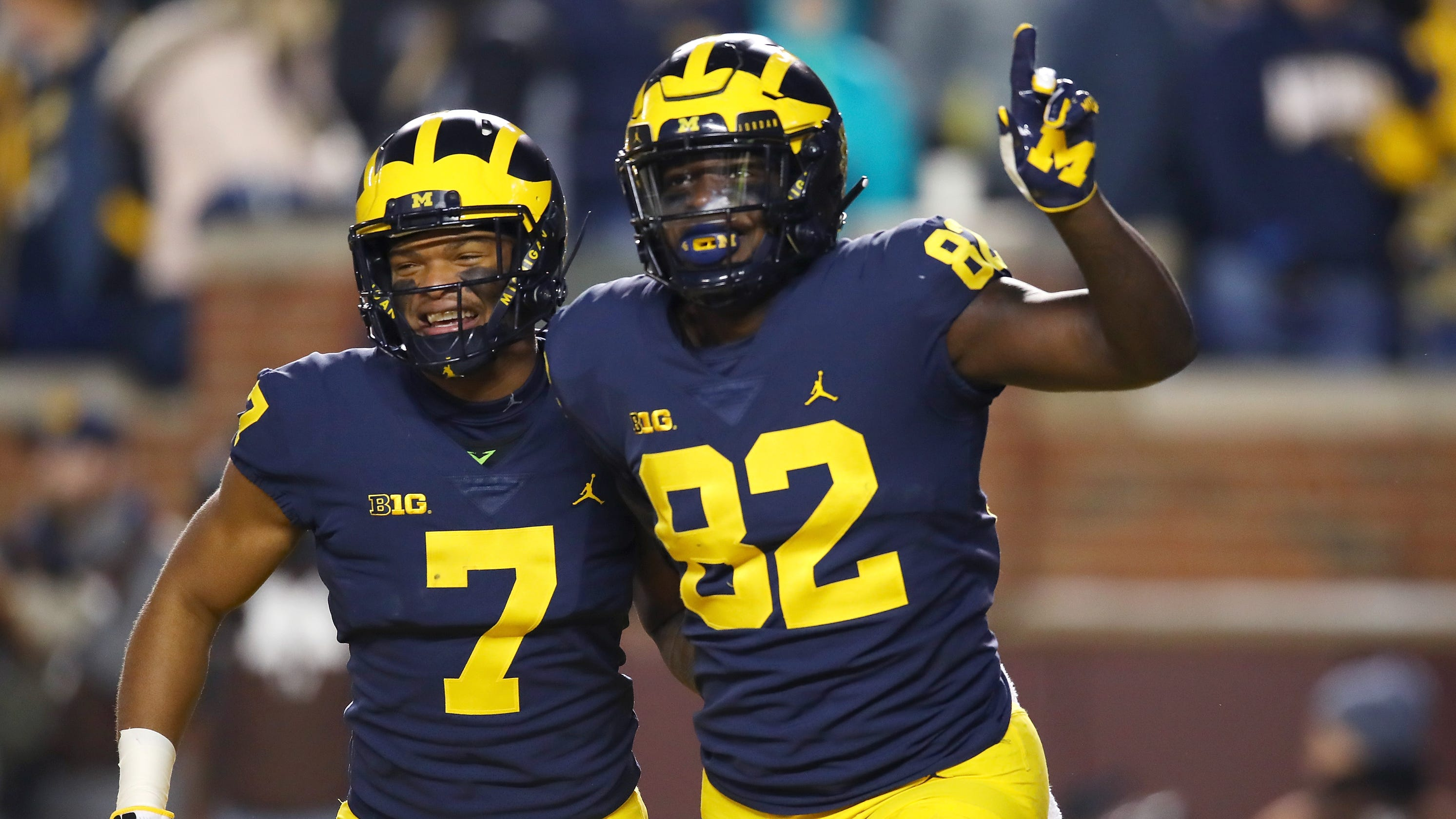 0d6b7ed868c Michigan football: 5 things to watch for at the spring game