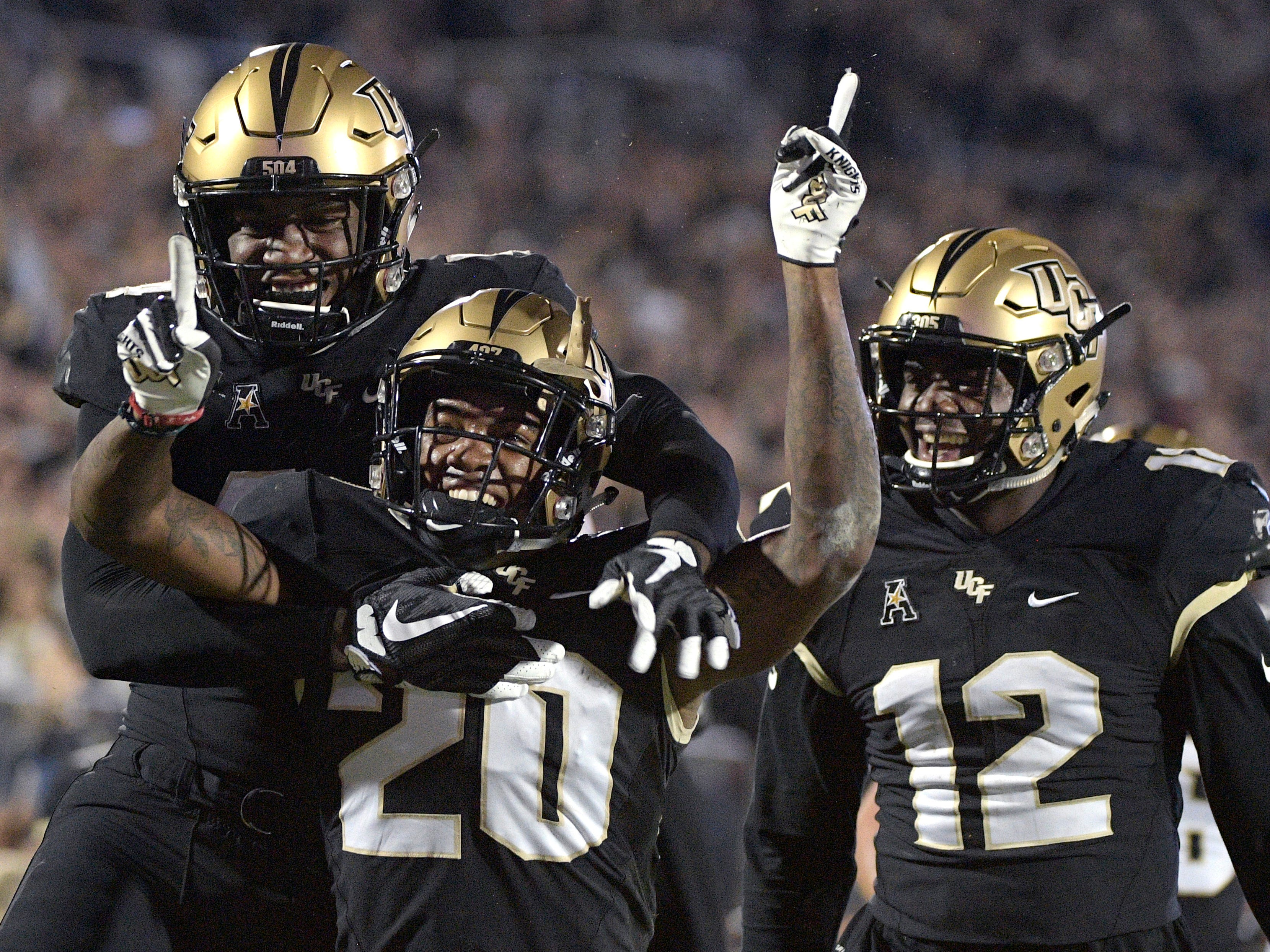 Toppmeyer: How can UCF make the CFP?; how I voted in AP poll