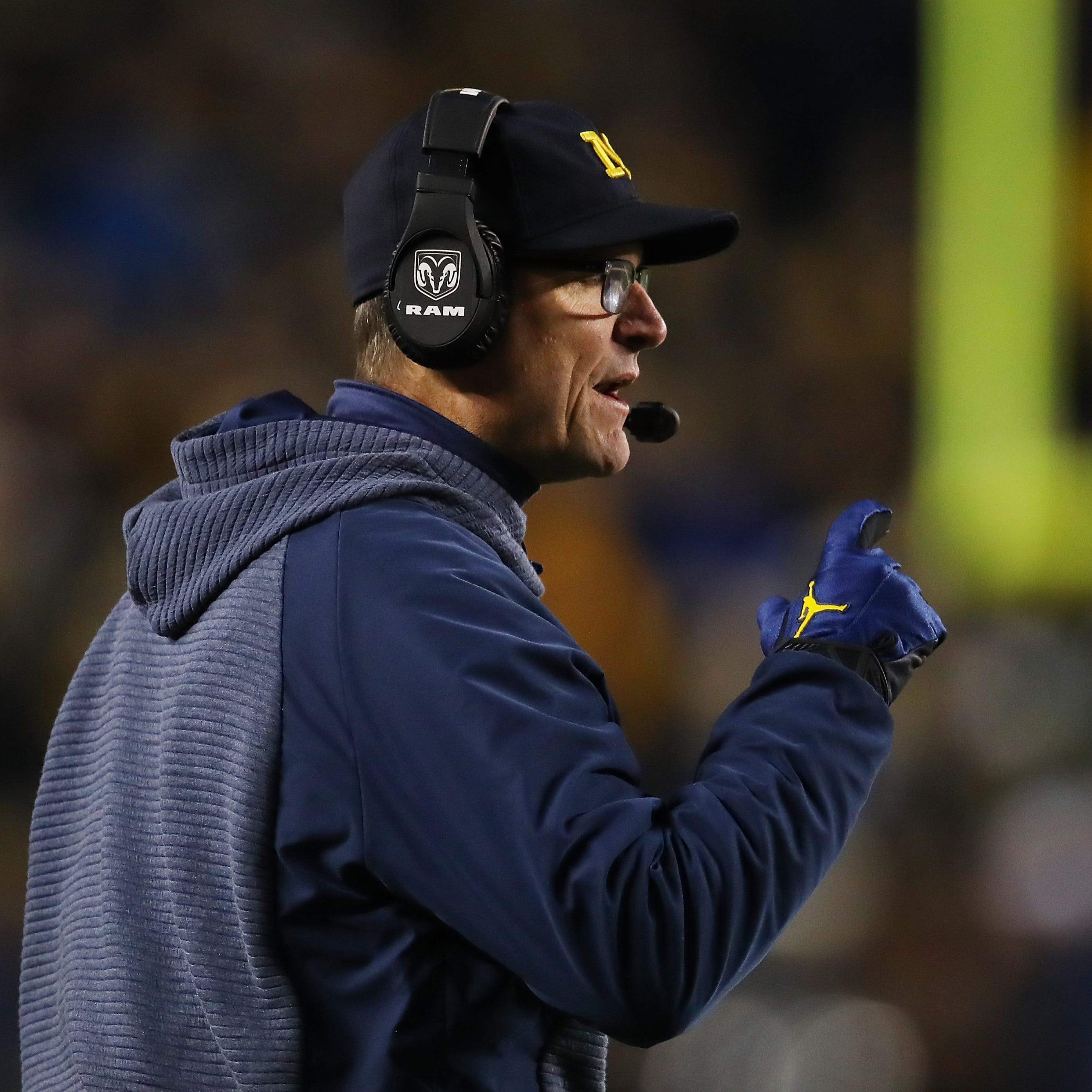 Michigan football: Here's what Jim Harbaugh said about Ohio State