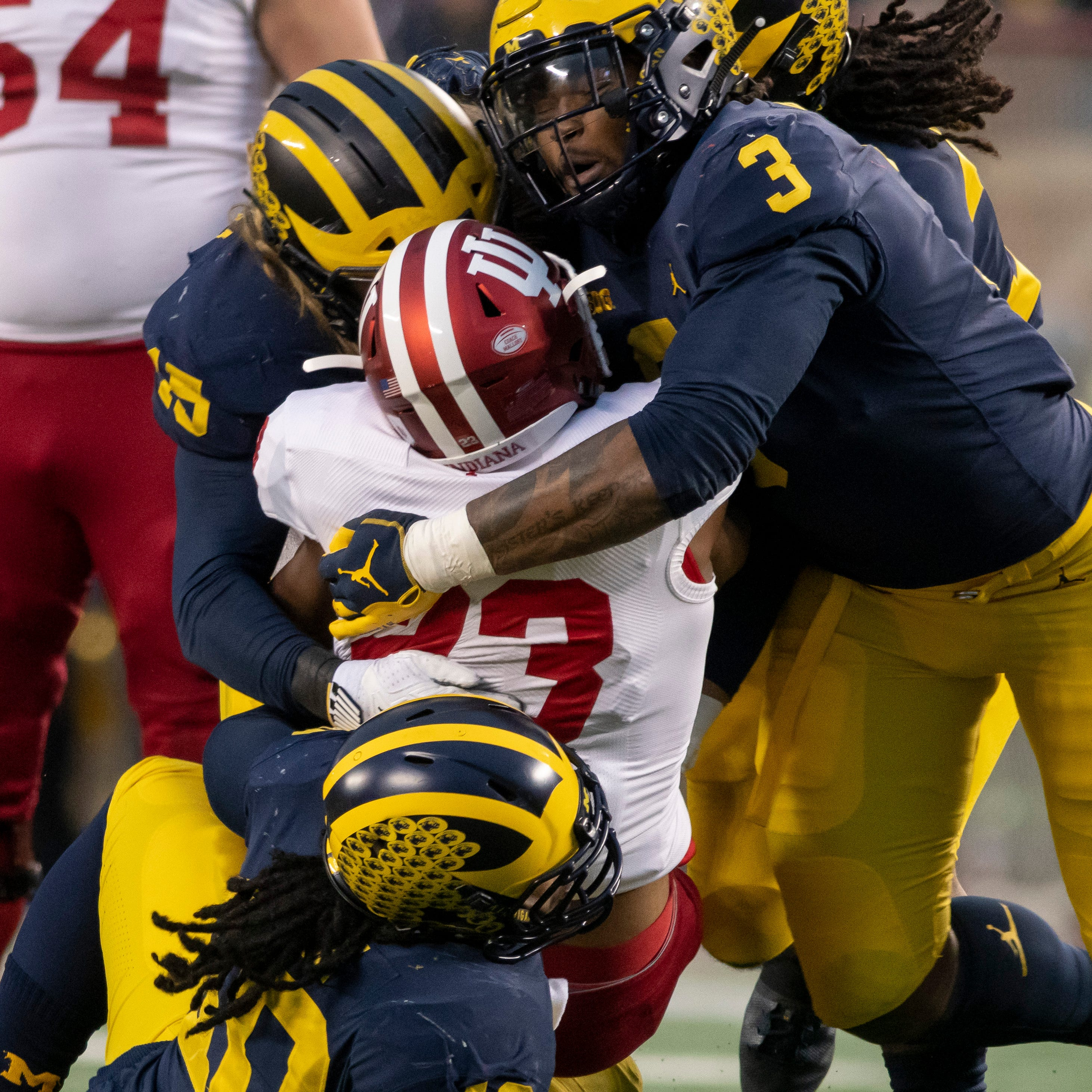 Michigan: Five things we learned vs. Indiana
