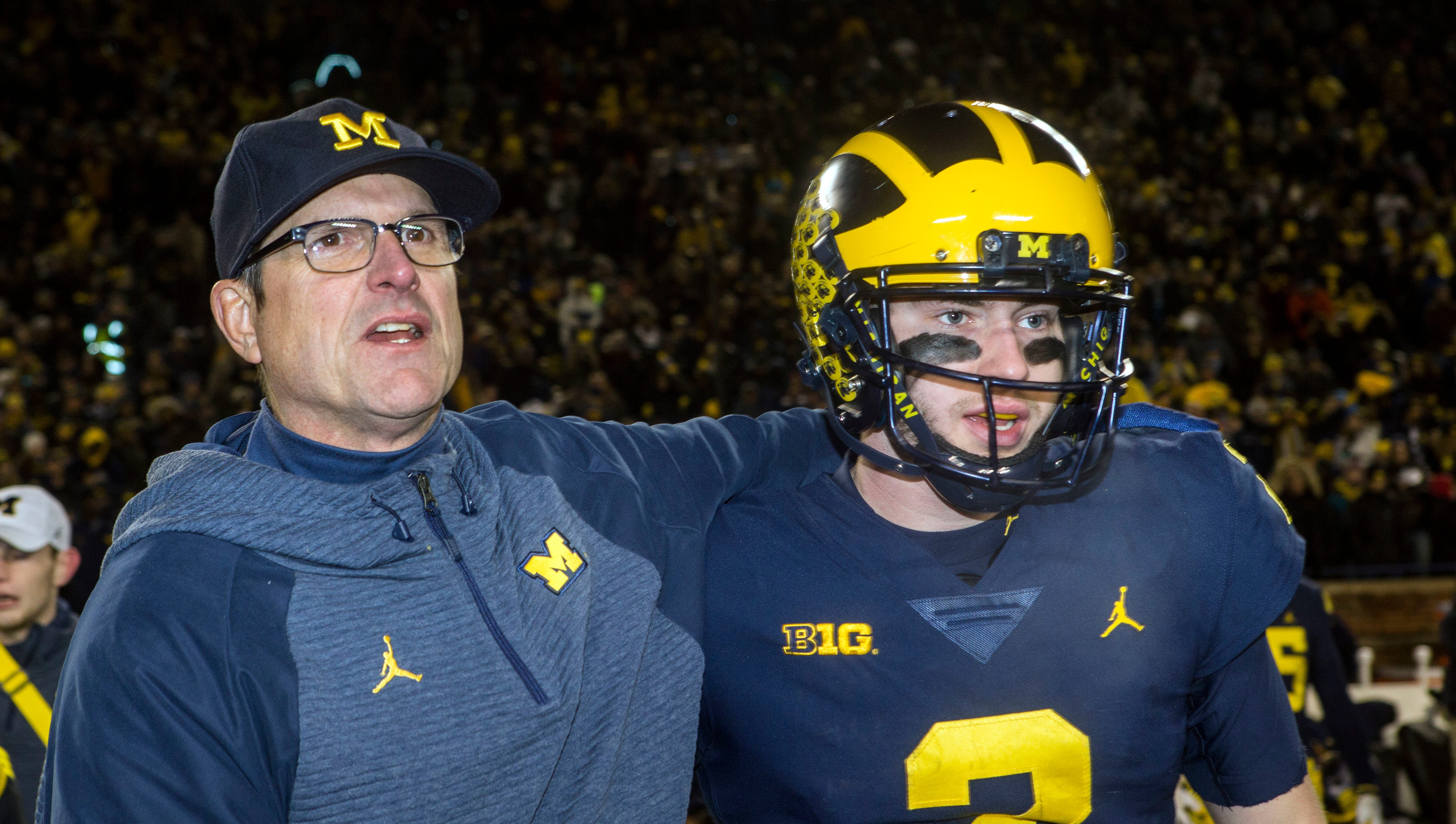 Go through the gallery to see the Detroit News Big Ten Power Rankings for Week 13 of the college football season, compiled by Matt Charboneau.