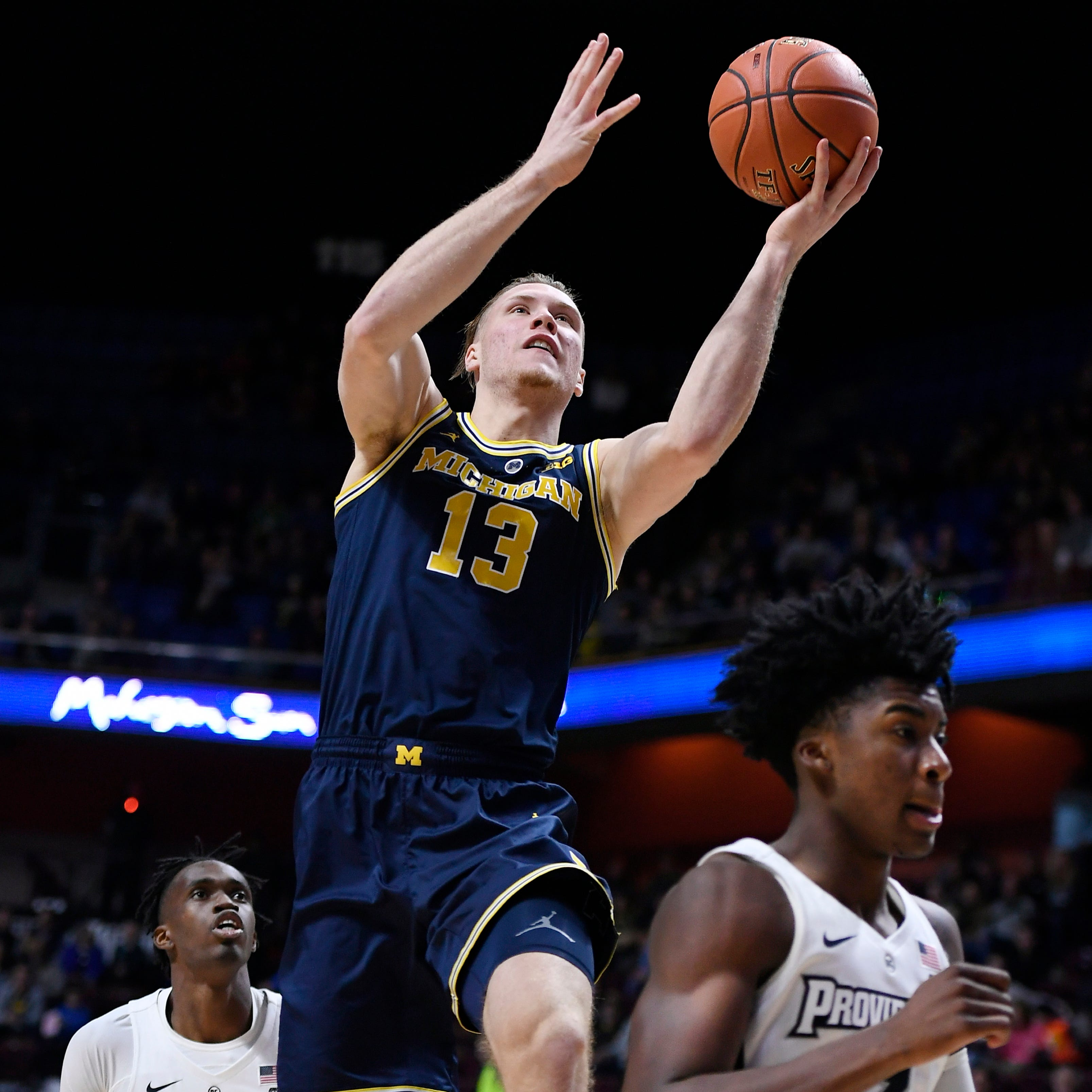 Defense stout again as Michigan smashes Providence