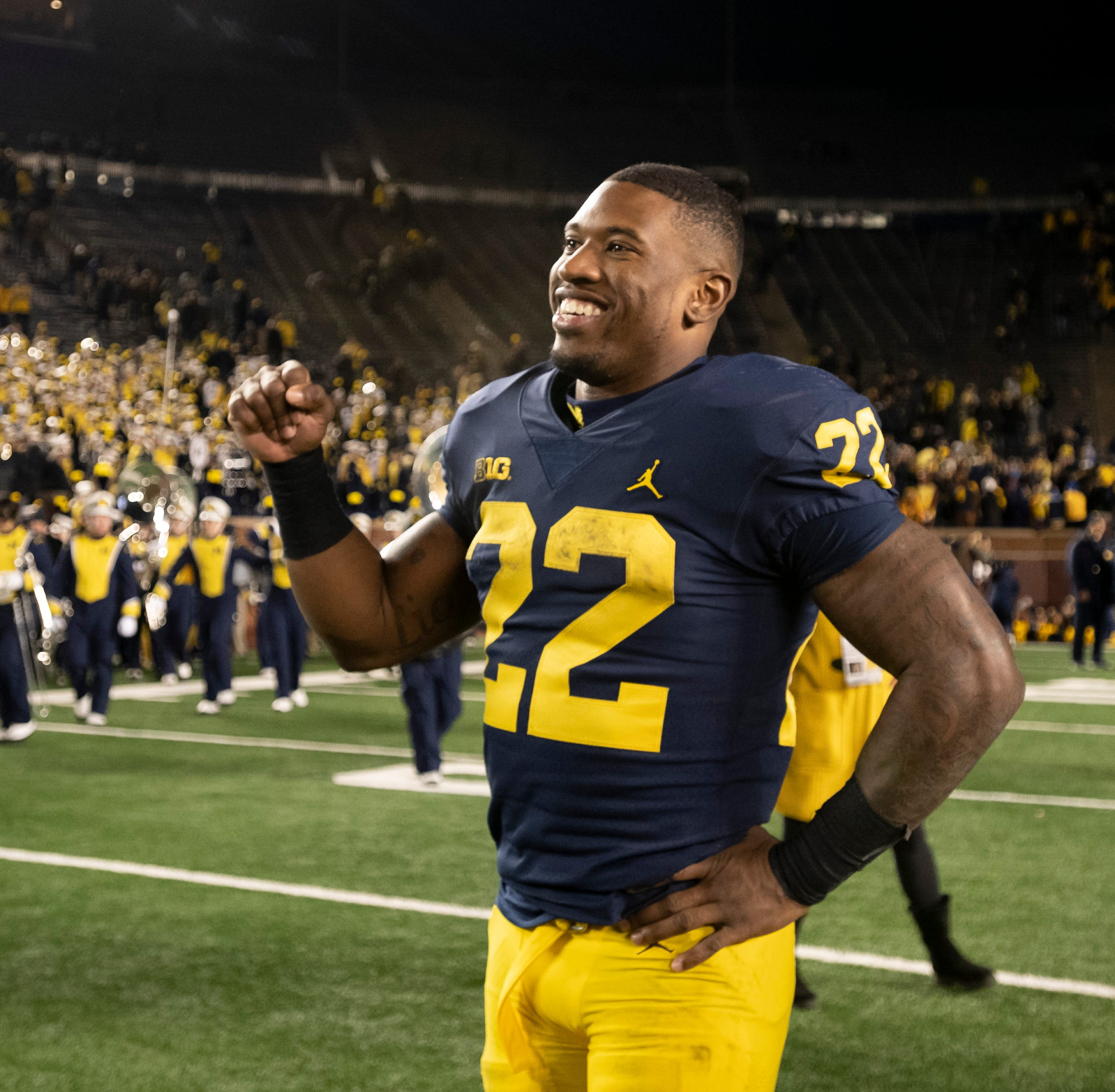 'Sticking with the mission': Michigan-Ohio State week simmers with anticipation