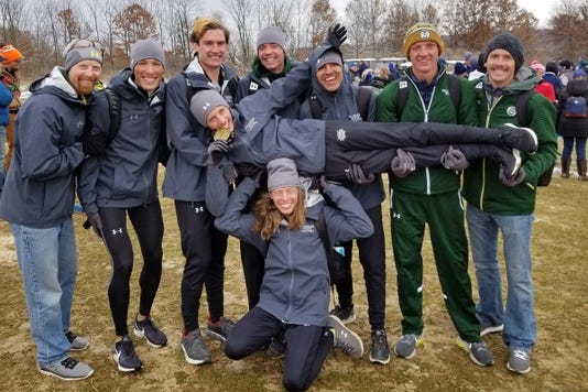 CSU cross country