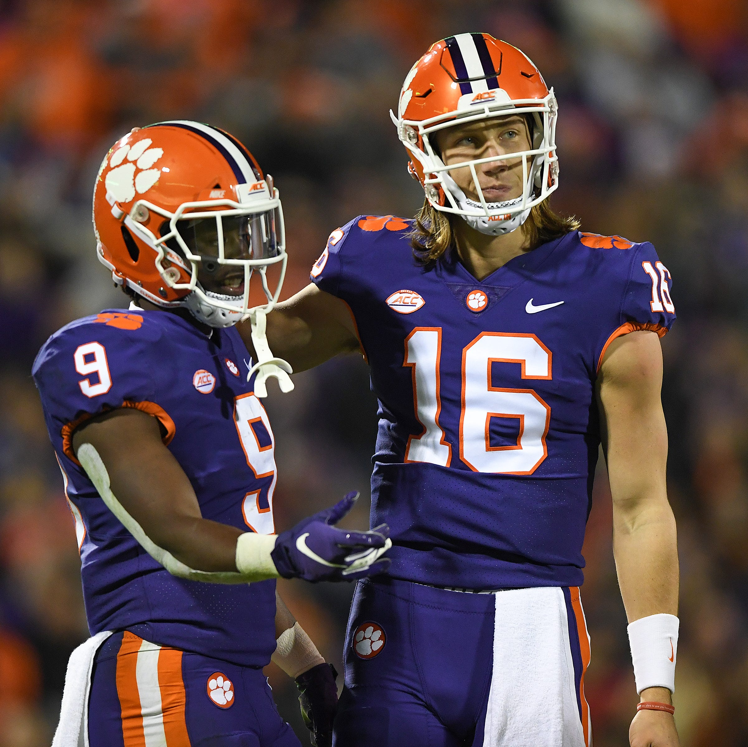 Better late than never: Clemson shrugs off slow start to rout Duke
