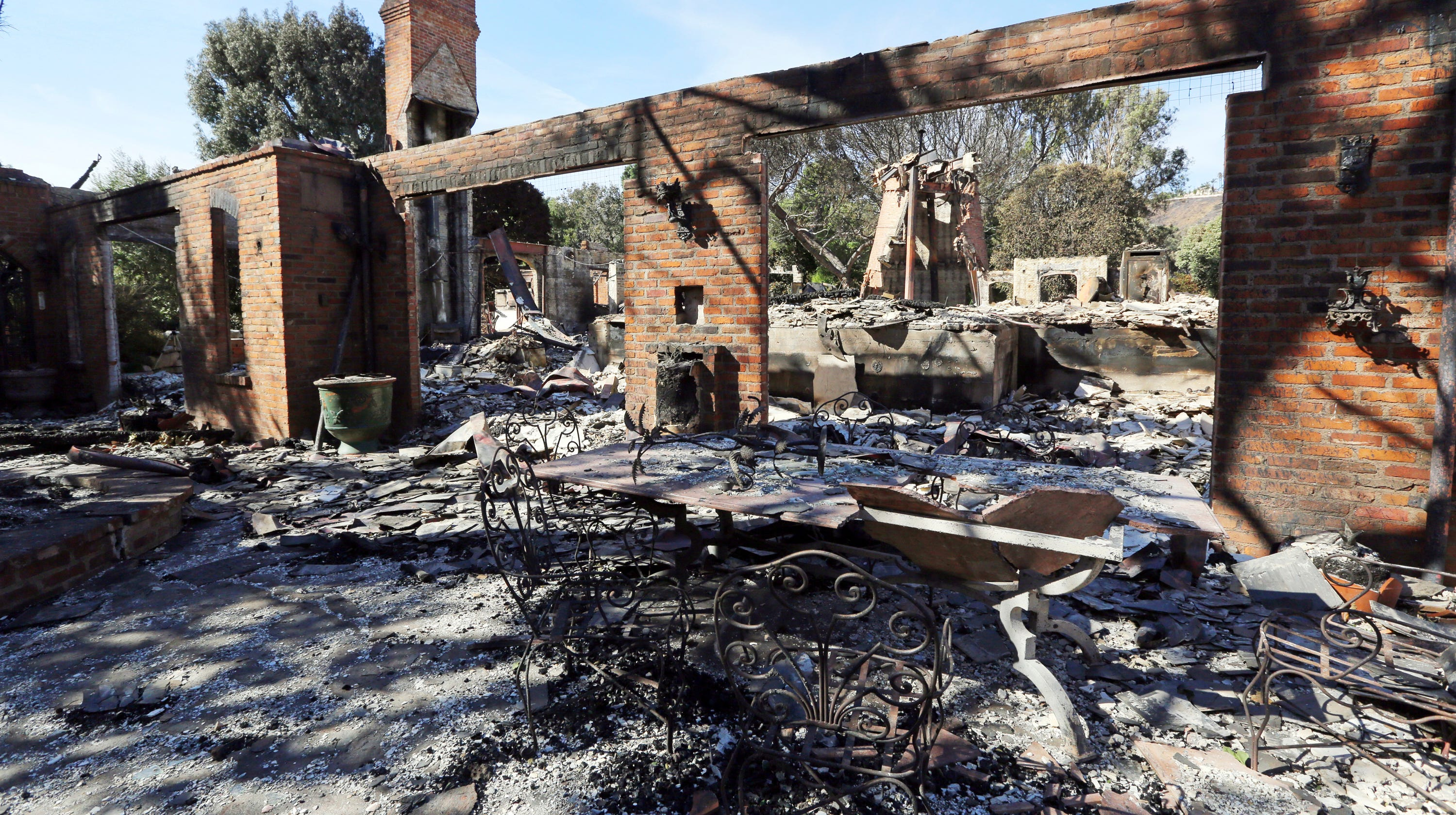 At least 76 people perished, and hundreds are unaccounted for in the California wildfires.