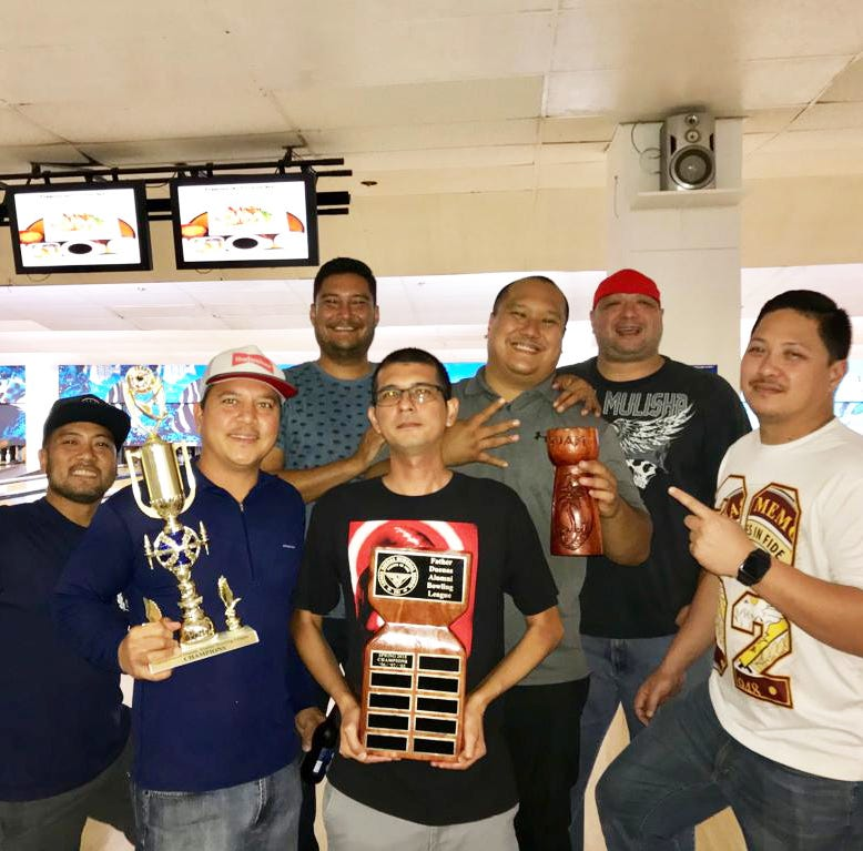 Bowling champions declared in FD alumni league