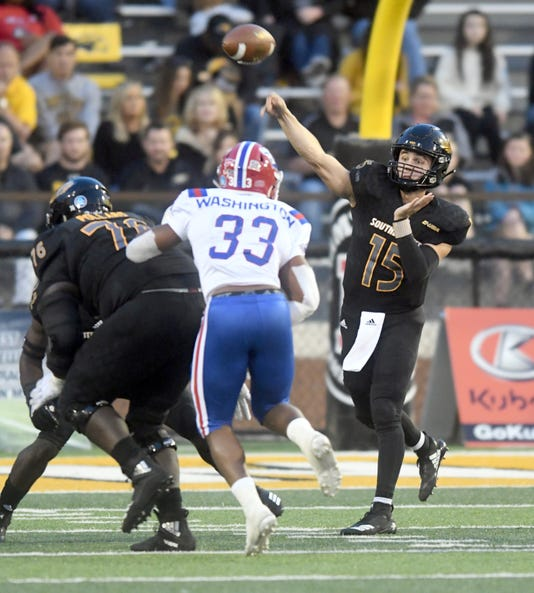 La Tech Vs Southern Miss Football 31