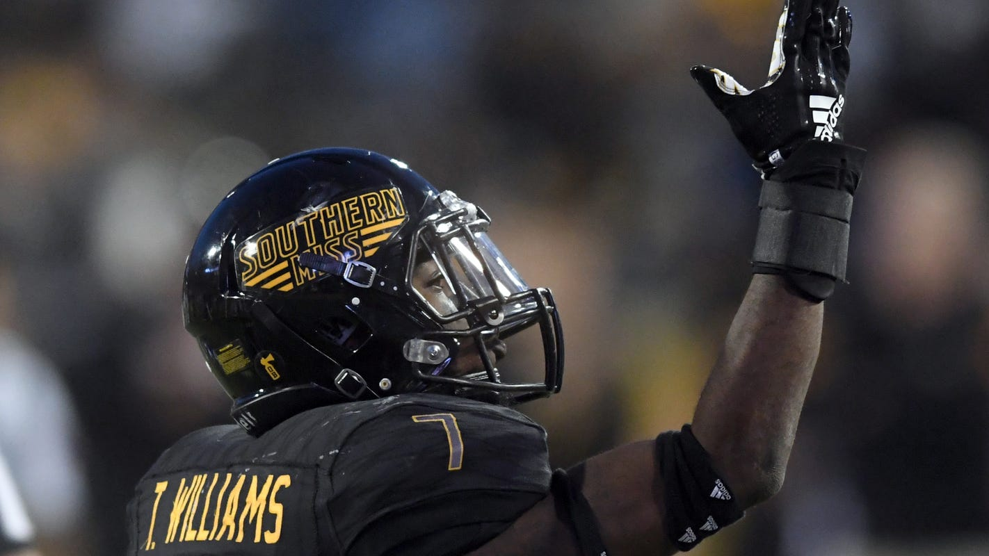 Usm Football Will Play Five Home Games And Visit Two Sec