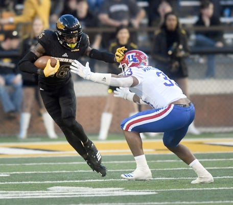La Tech Vs Southern Miss Football 30