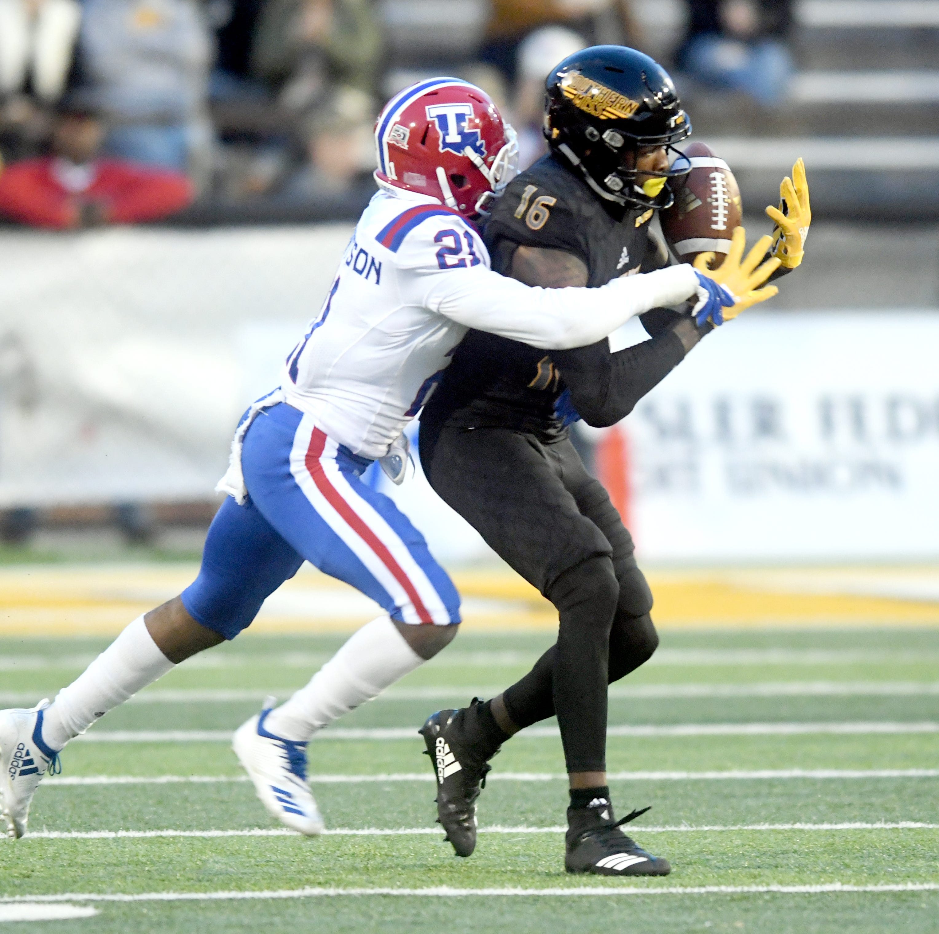 Self-motivating LA Tech 'hungry, angry' heading into WKU game after USM loss