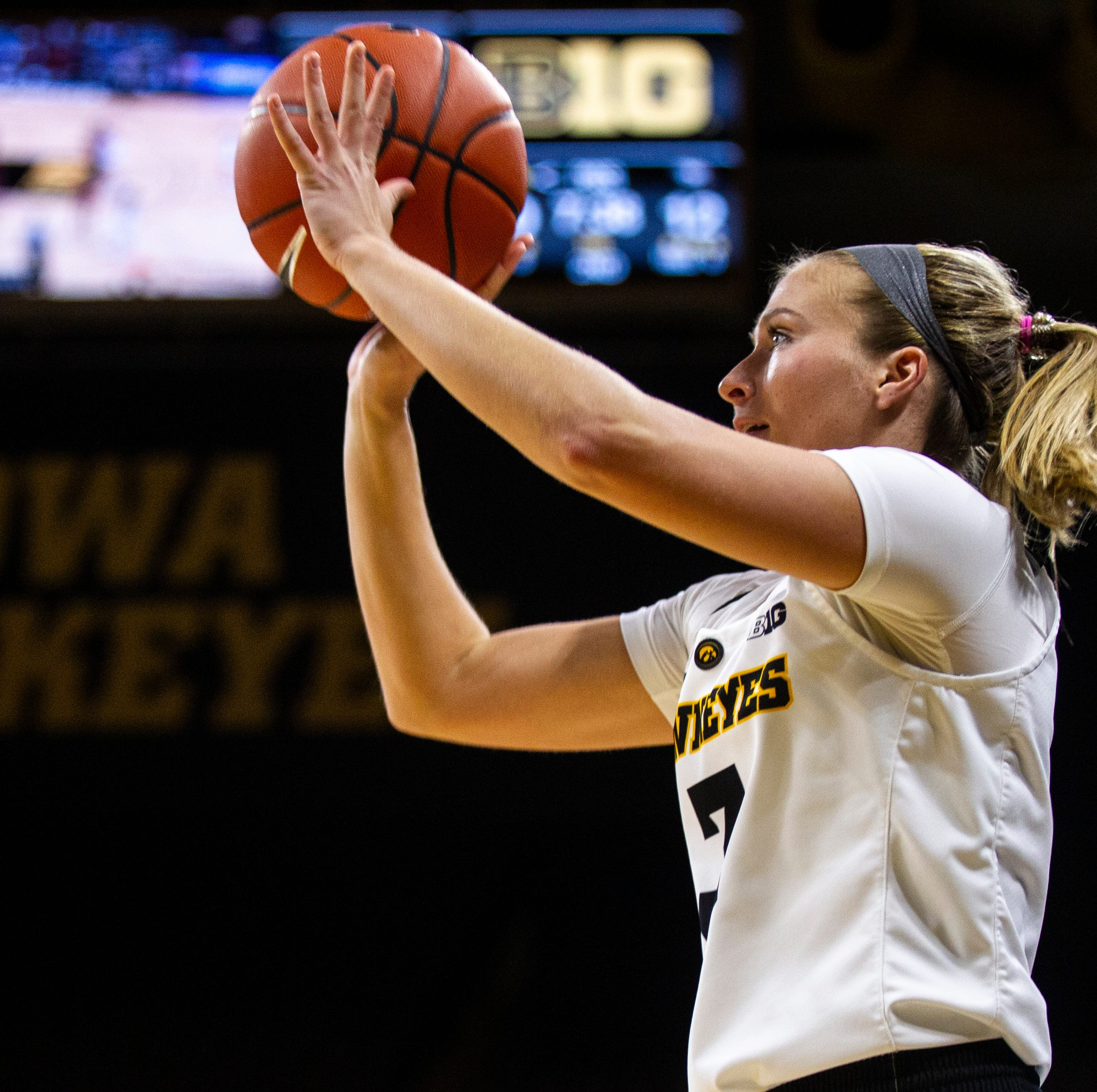 Iowa women's basketball: What we learned from the No. 17 Hawkeyes' win over N.C. Central