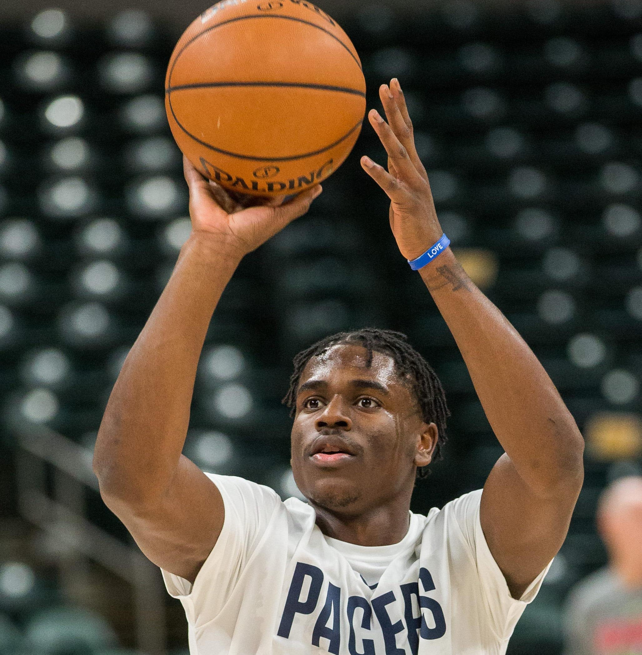 Pacers rookie Aaron Holiday goes off in fourth quarter against Hawks