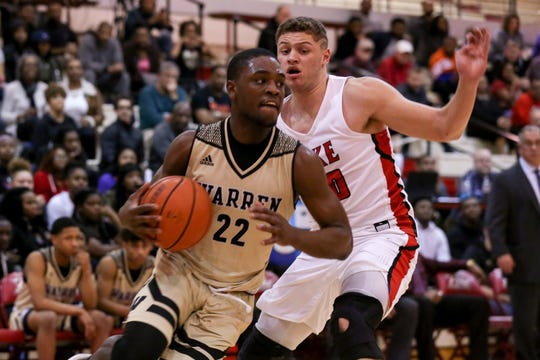 Two-sport star David Bell helped guide Warren Central to last year's state title.