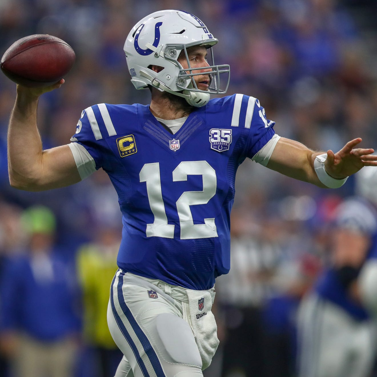 NFL Week 11 links: Colts can't hide after winning 4 in a row