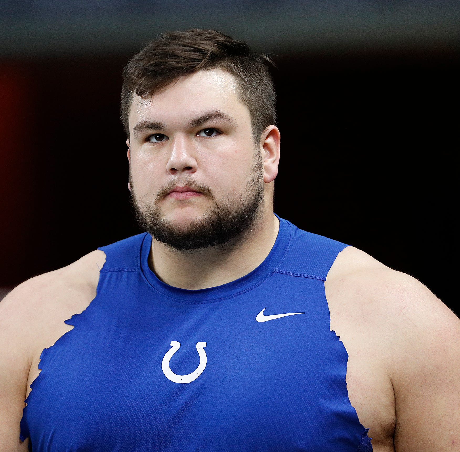 Colts rookie Quenton Nelson, center Ryan Kelly defend fired coach Dave DeGuglielmo