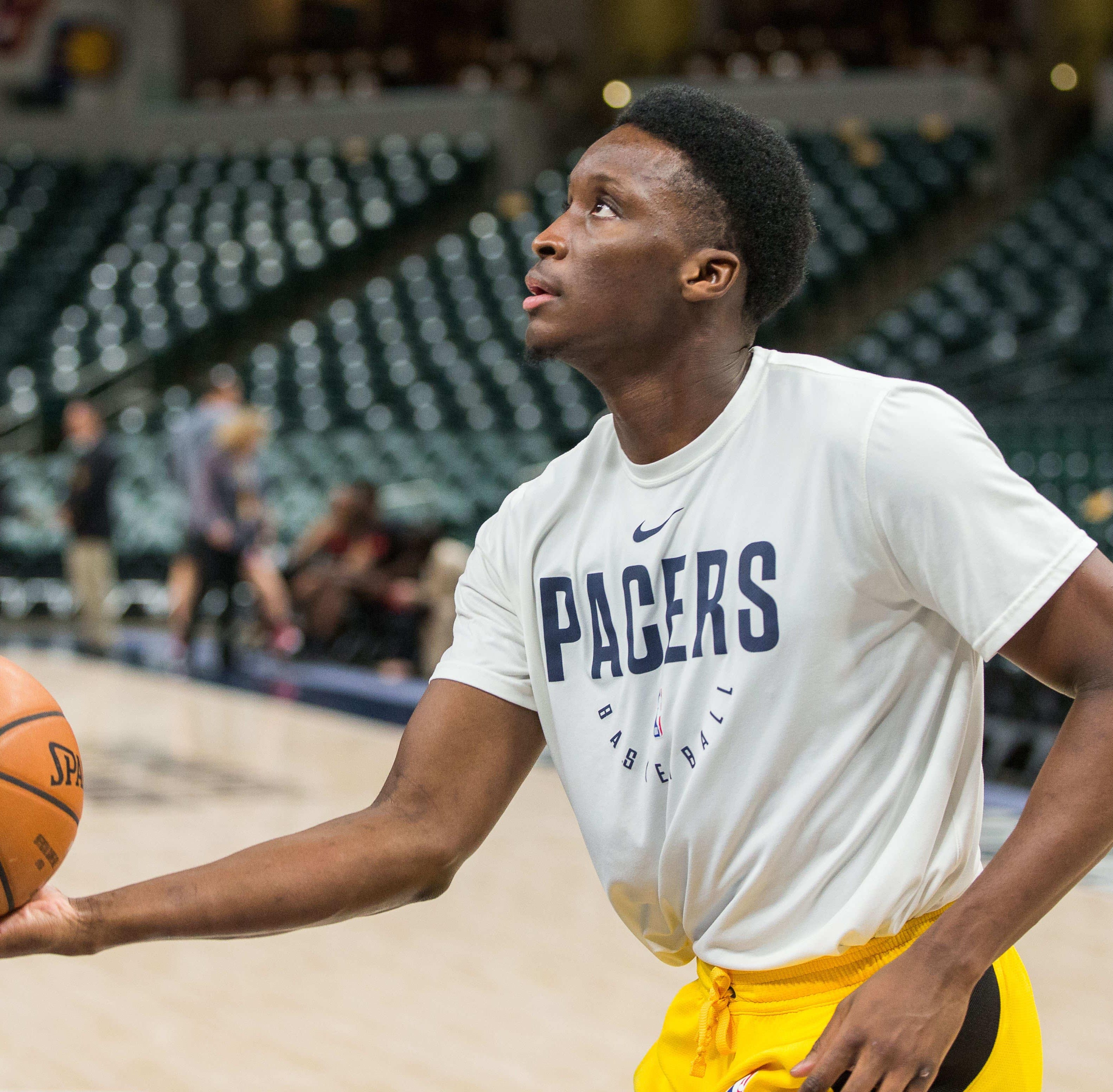 Tyreke Evans will start in Victor Oladipo's place for Pacers vs. Jazz