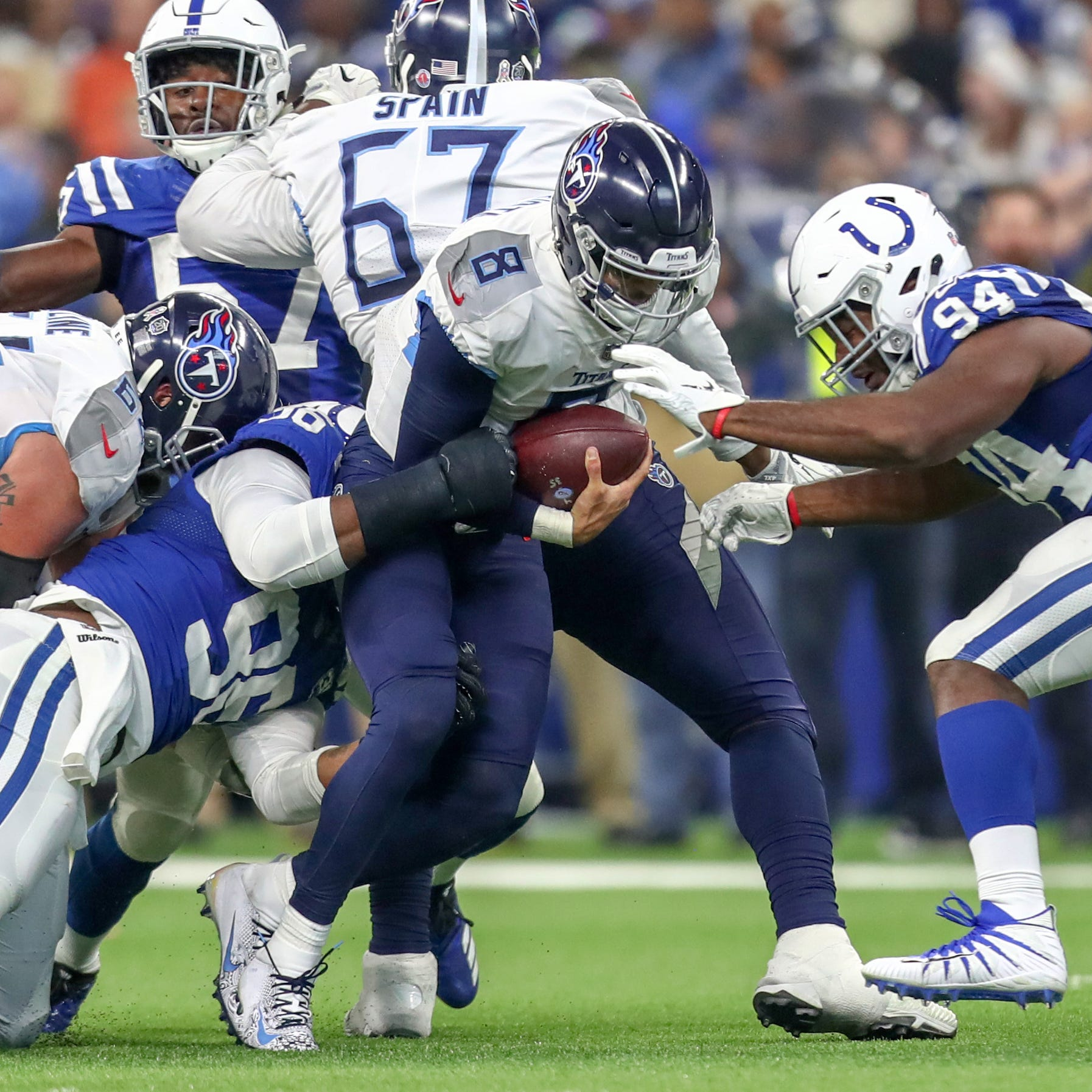 Insider: How two early blitz calls sparked the best Colts defensive performance in weeks