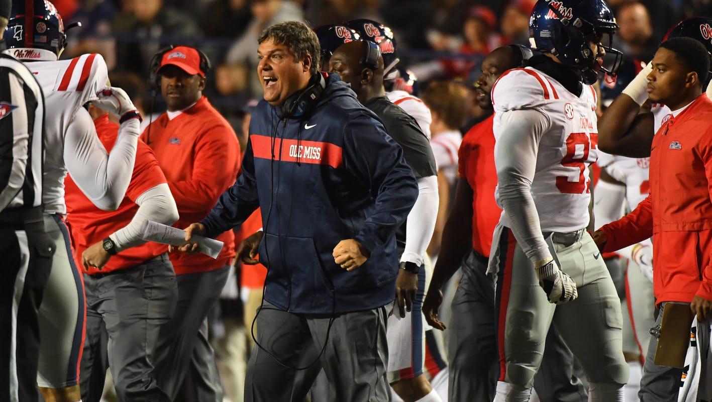 Everything Ole Miss coach Matt Luke said after the Rebels  overtime loss at  Vanderbilt 09e66d8e8