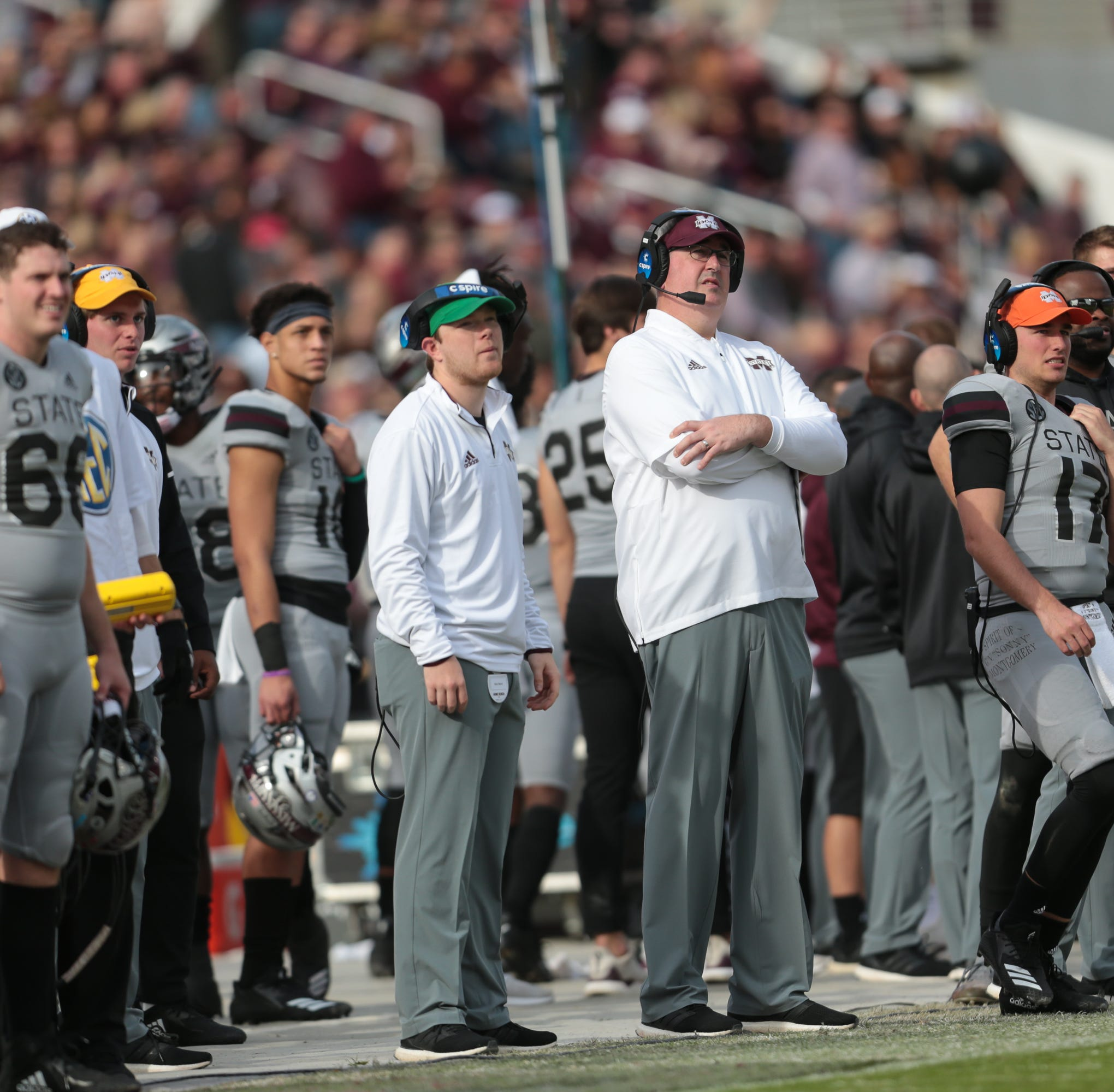 Why Moorhead isn't worried about Mississippi State's short week ahead of Egg Bowl