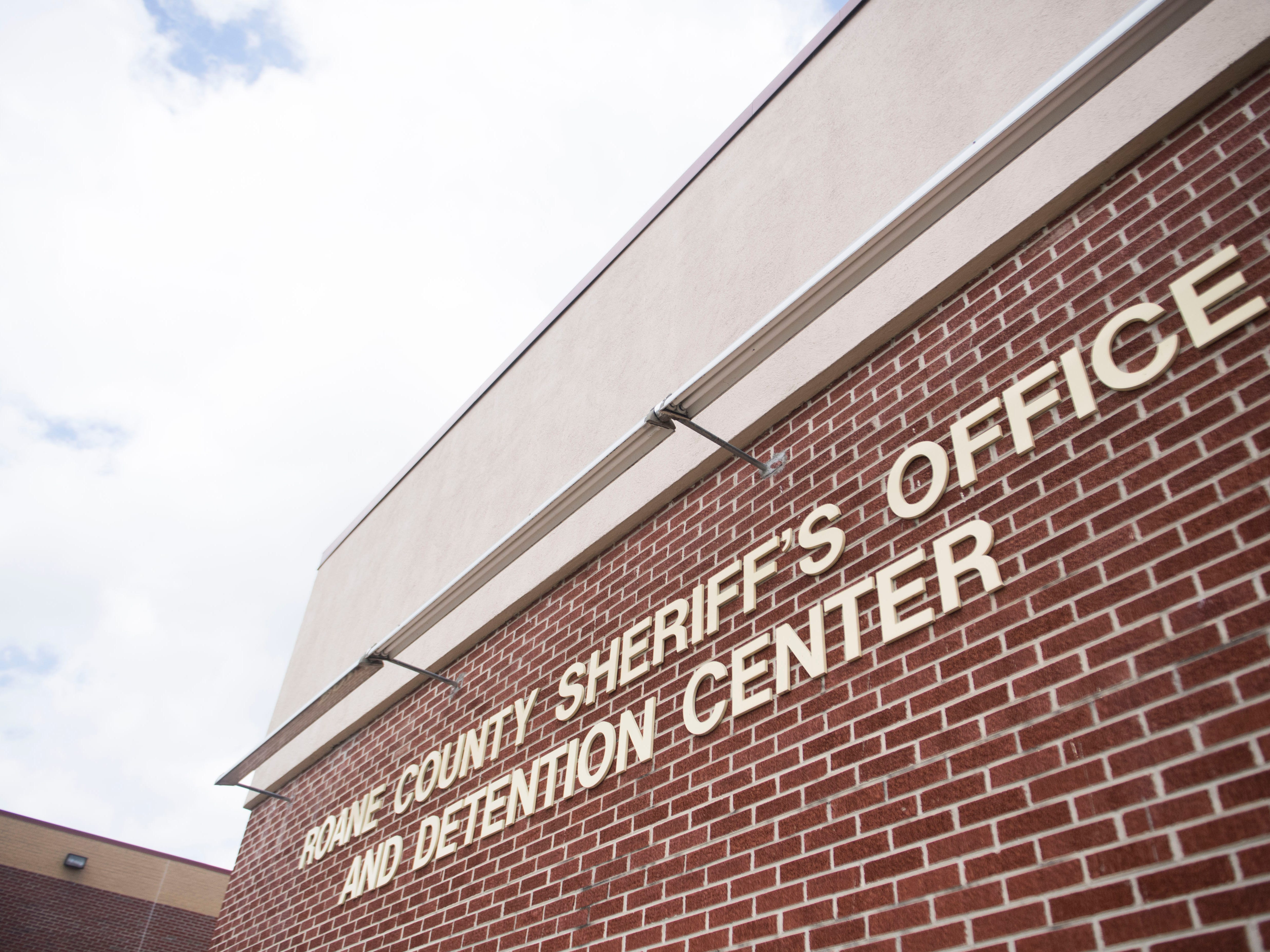 The Roane County Sheriff's Office and Detention Center Wednesday, May 30, 2018.
