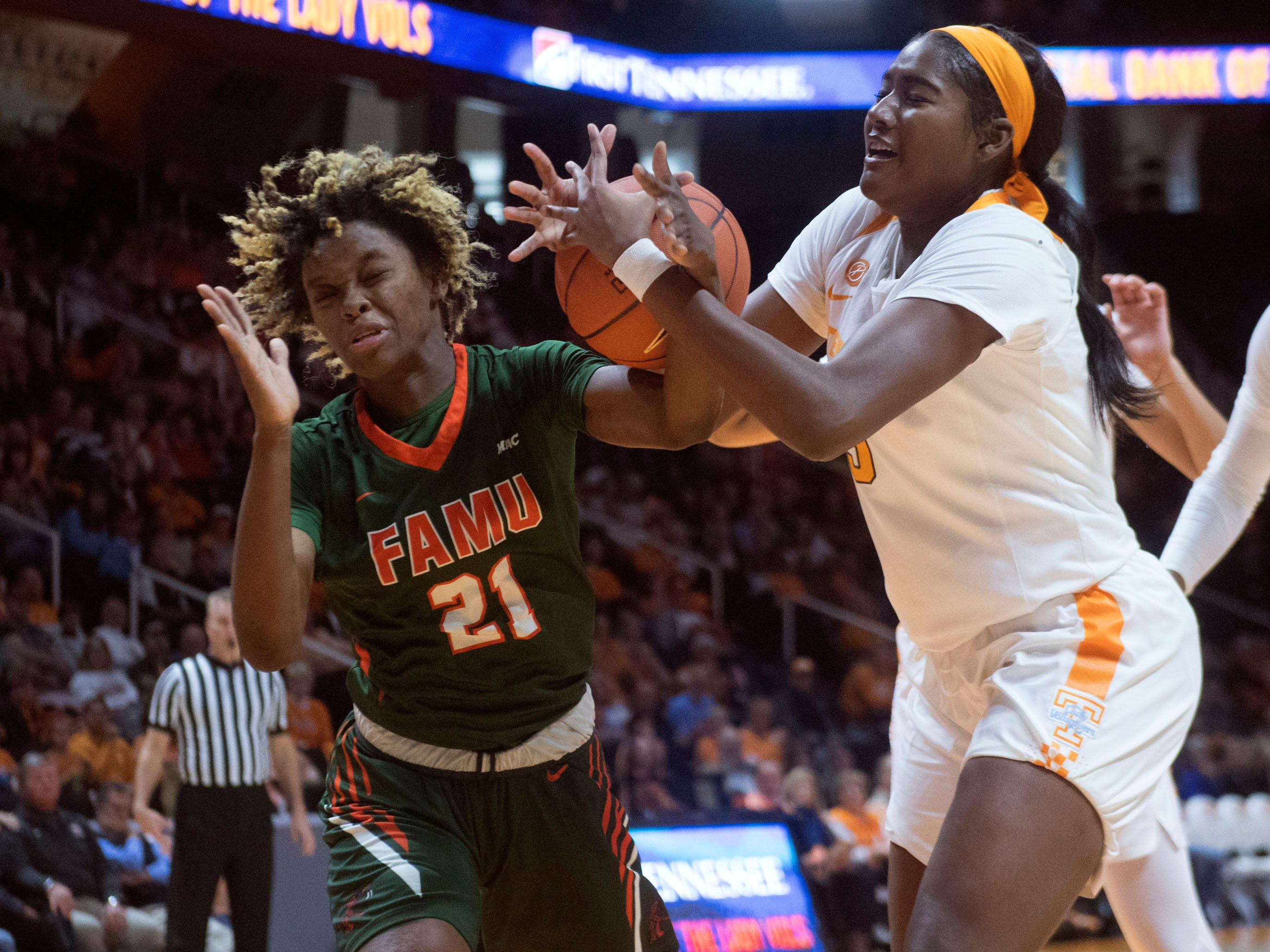 Lady Vols' fast start in rout allows Tennessee to get head start on future games