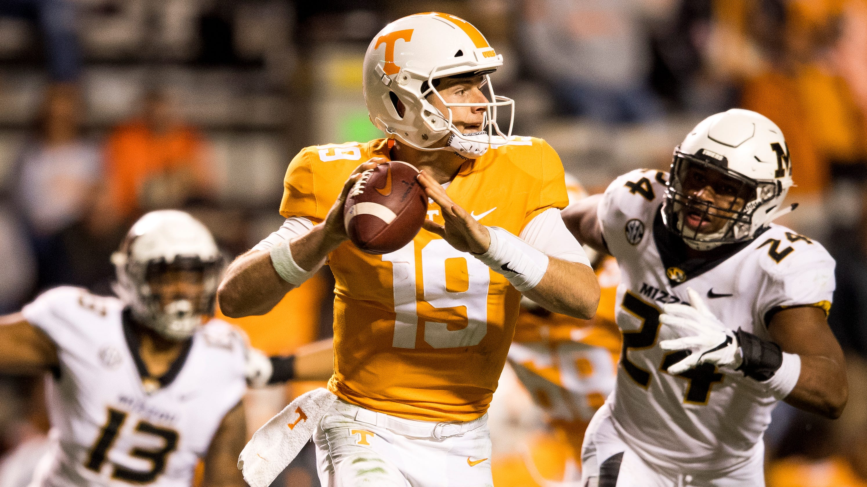 da043747e1b What Keller Chryst thought of his lone season with the UT Vols