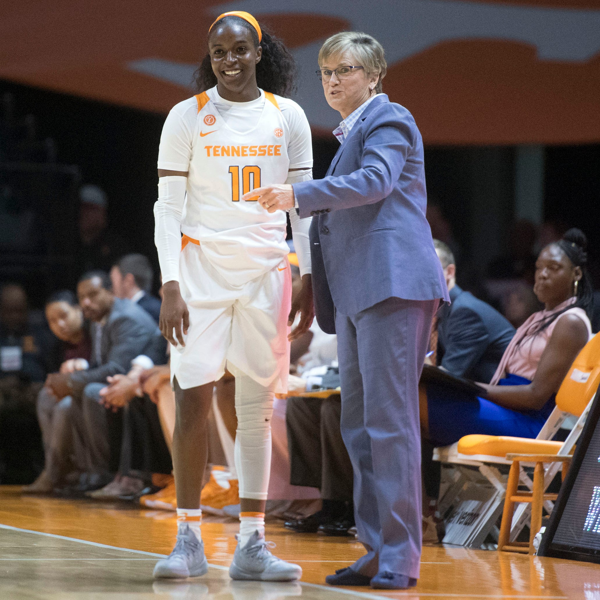 What Holly Warlick thinks of Lady Vols' NCAA Tournament bid, bracket leak