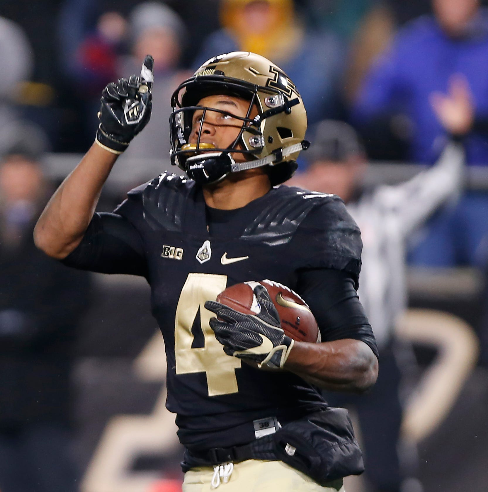 National honors continue for Purdue freshman Rondale Moore