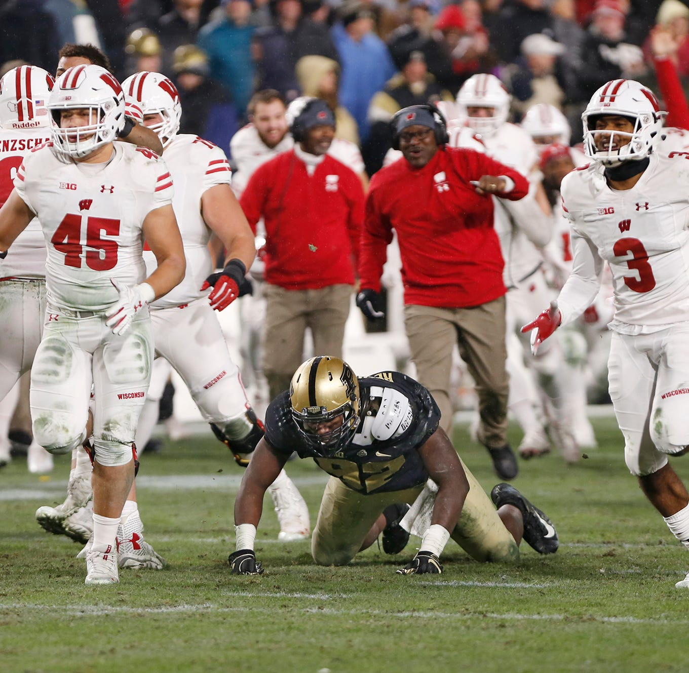 Purdue football's senior class denied special ending to Ross-Ade Stadium careers in 3 OT loss