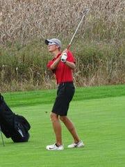 Fairfield Union Senior Shayne DeWitt is the 2018 Male Golfer of the Year.