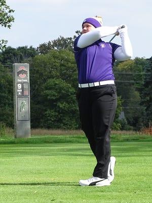 Bloom-Carroll senior Sophia Horn is the 2018 Eagle-Gazette Female Golfer of the Year.
