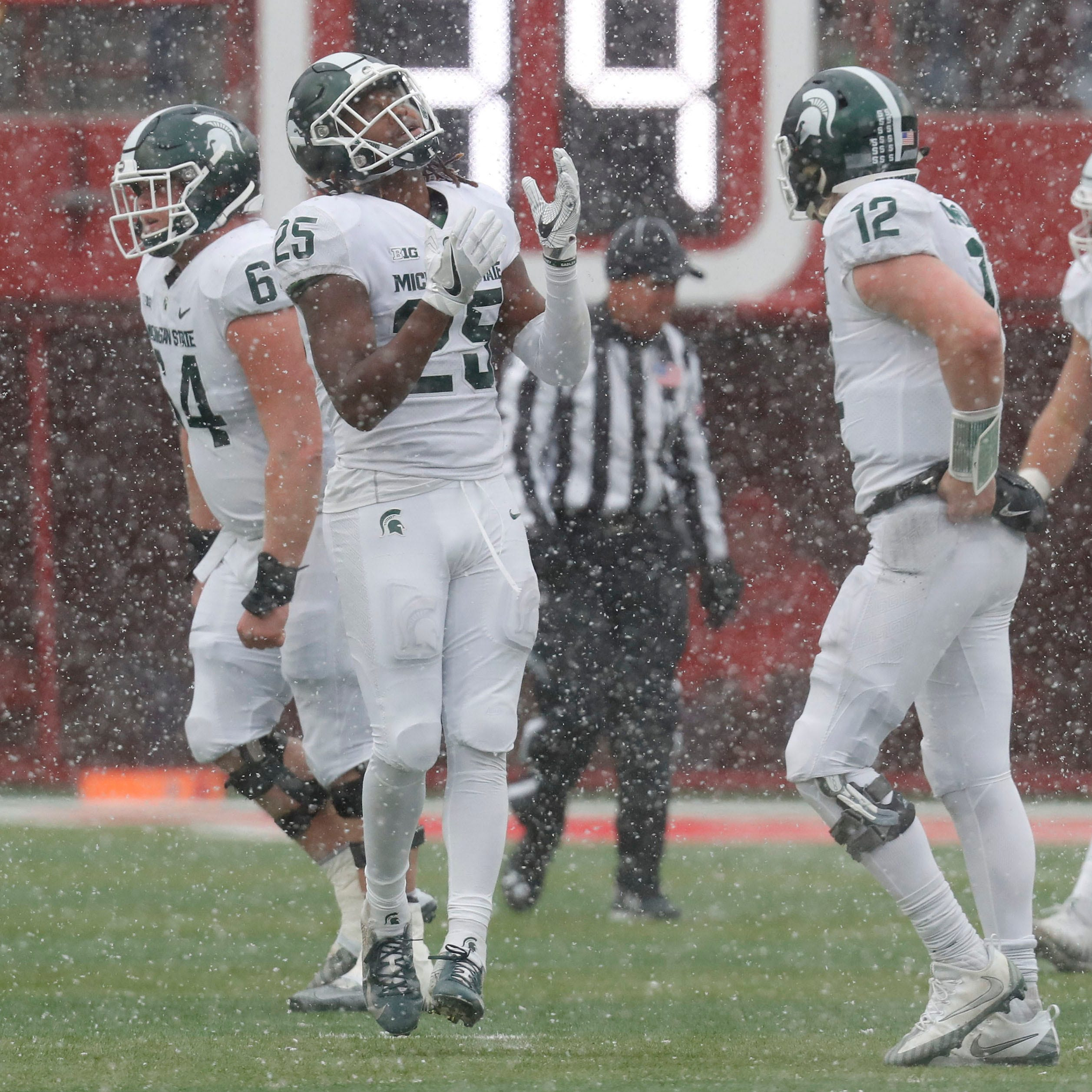 Couch: Michigan State's offensive play calling at Nebraska shows new voices are needed