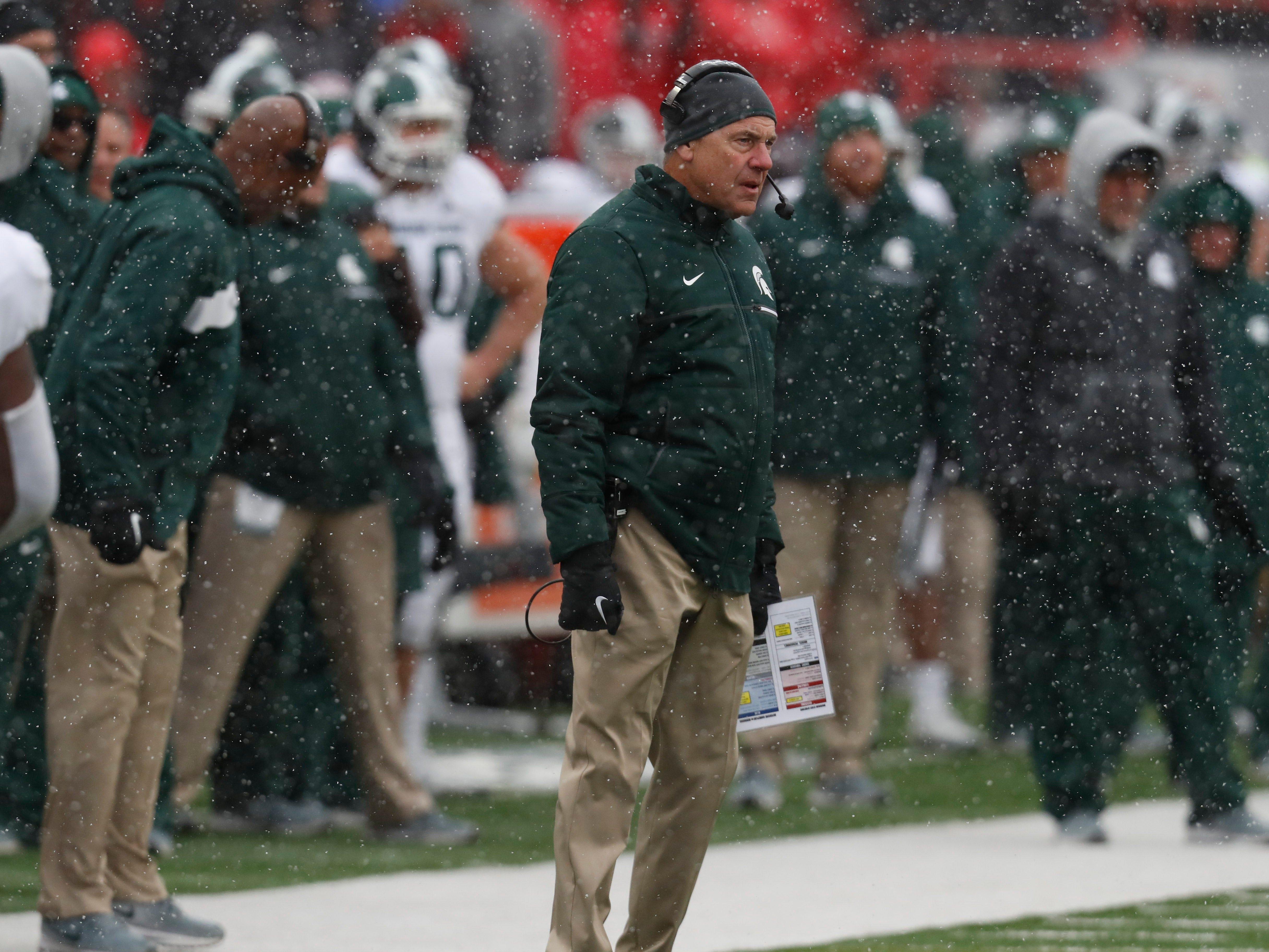 Mark Dantonio: Michigan State football still can have successful season