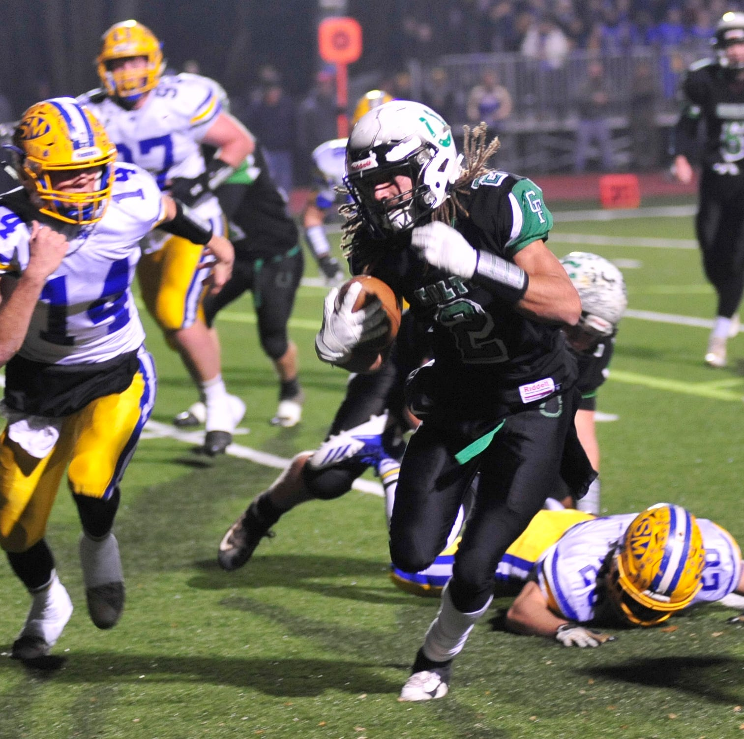Clear Fork Colts see historic season come to an end in regional final loss to St. Marys