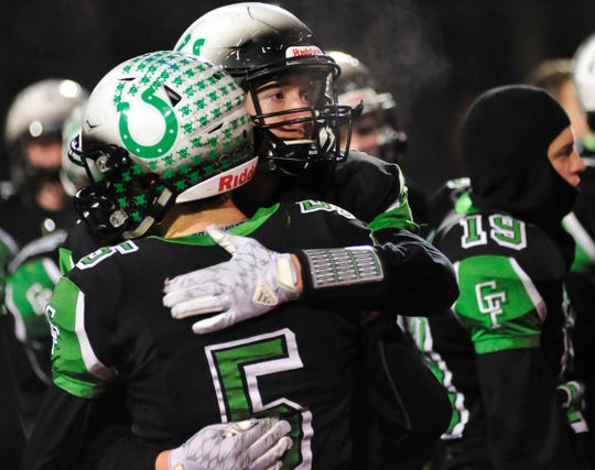 The Clear Fork Colts football team started off the 2018-19 school year with an MOAC championship.