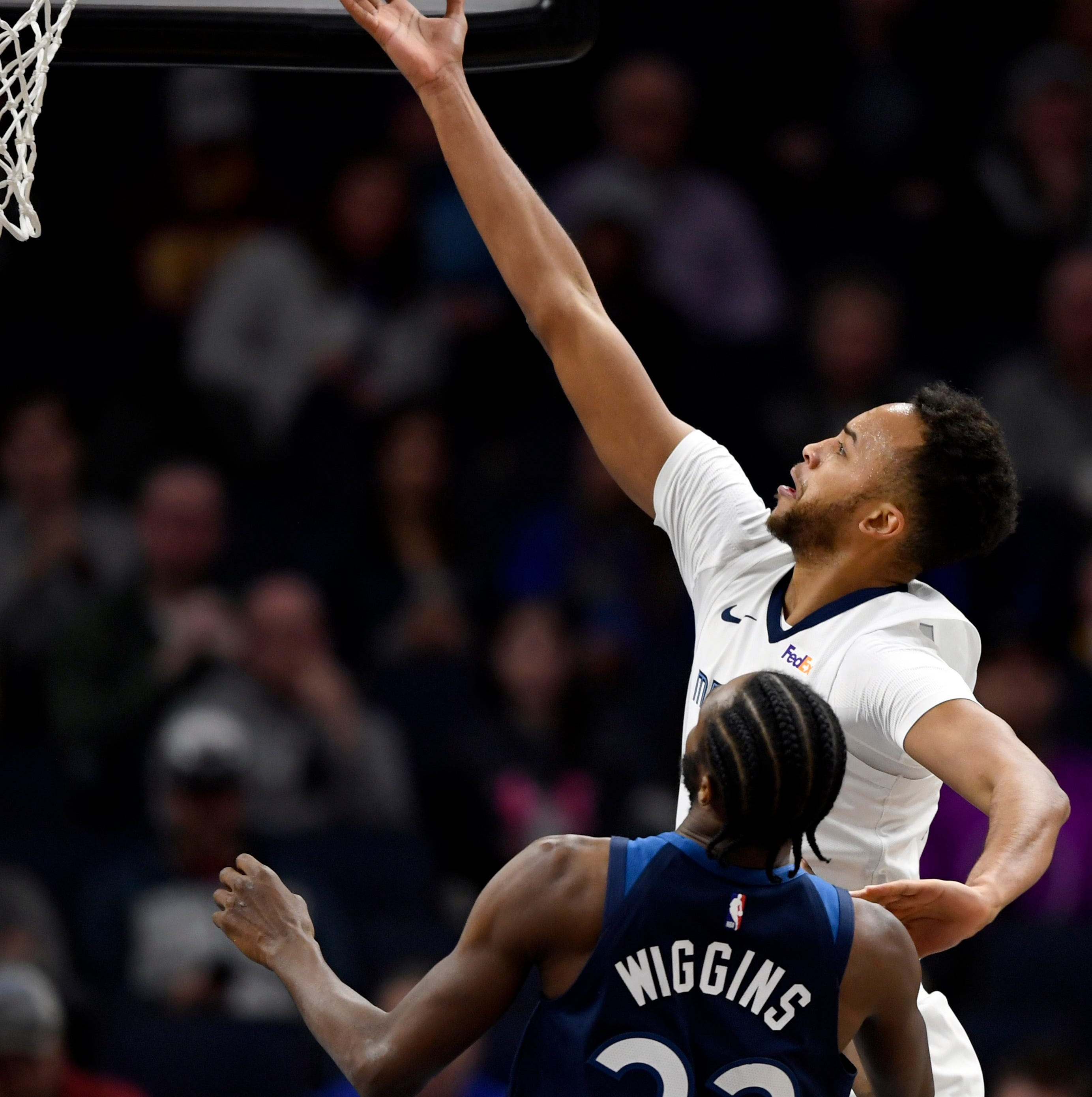 Grizzlies 100, Timberwolves 87: Memphis stifles hot Minnesota