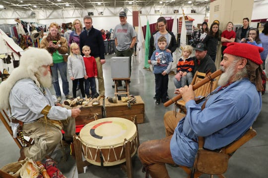 The Holiday Folk Fair International returns to State Fair Park's Wisconsin Exposition Center this weekend.