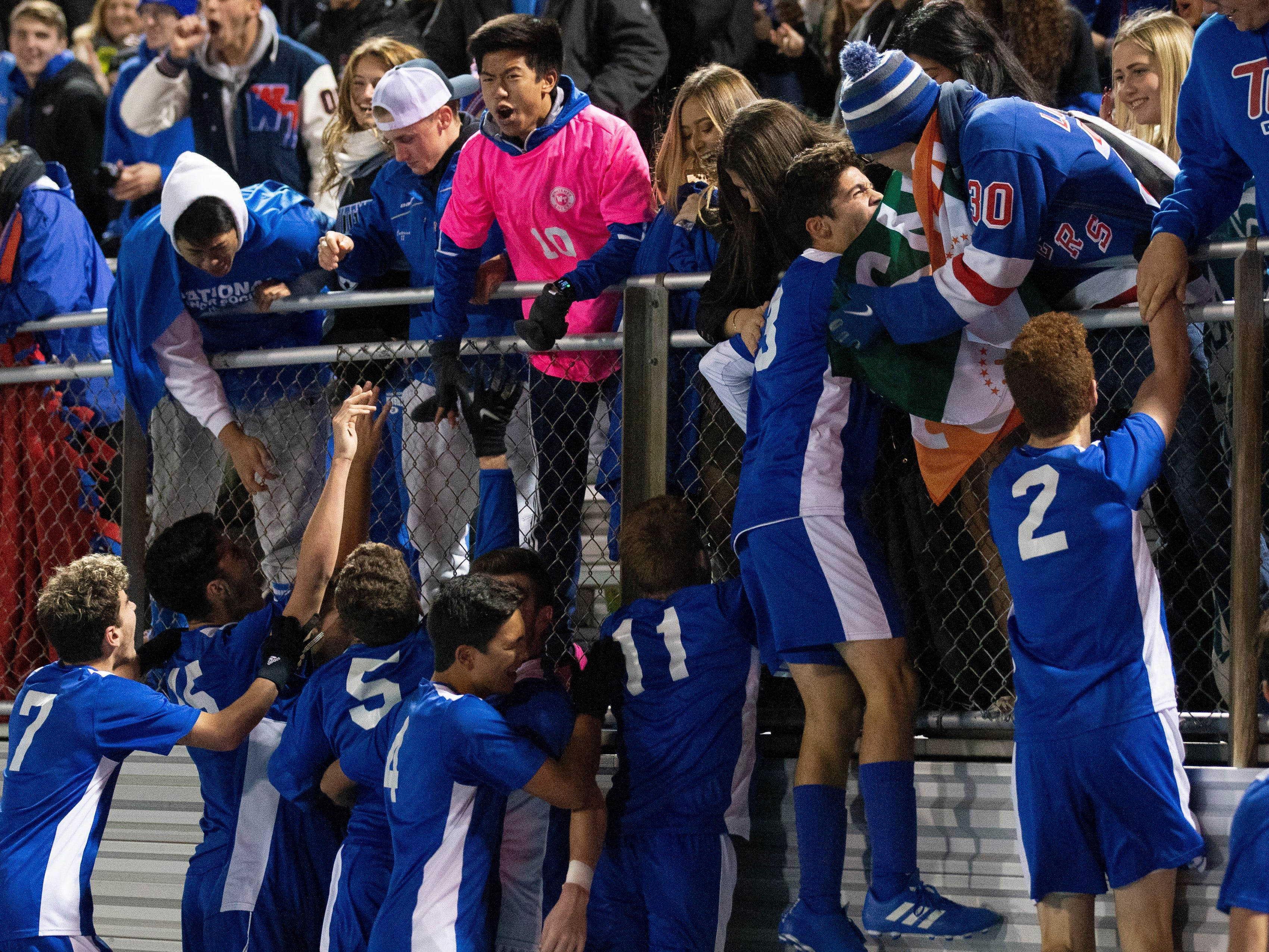 NJ Boys Soccer: Washington Township defeats Morris Knolls 2-0 in Group IV Final