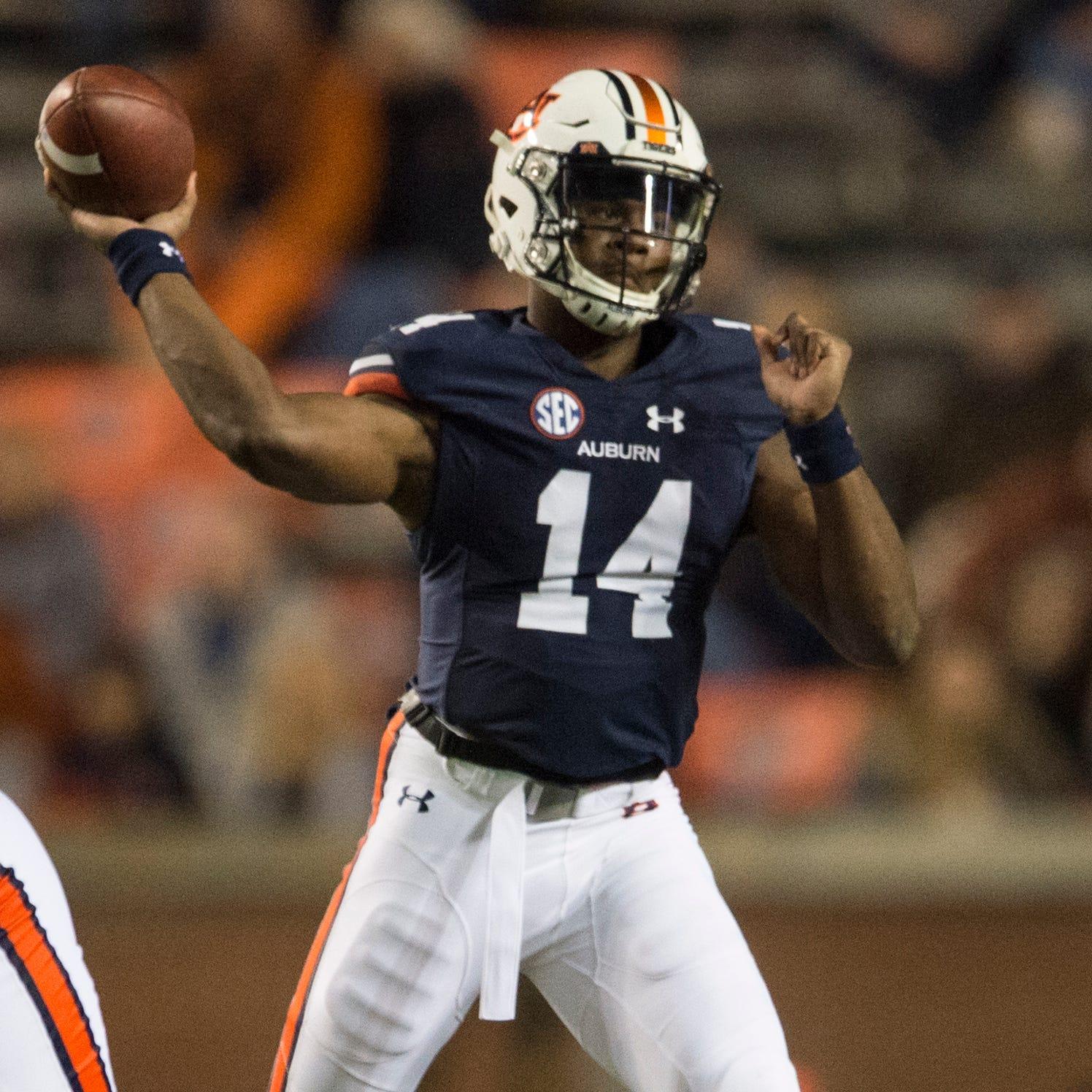 Auburn quarterback Malik Willis plans to enter NCAA transfer portal
